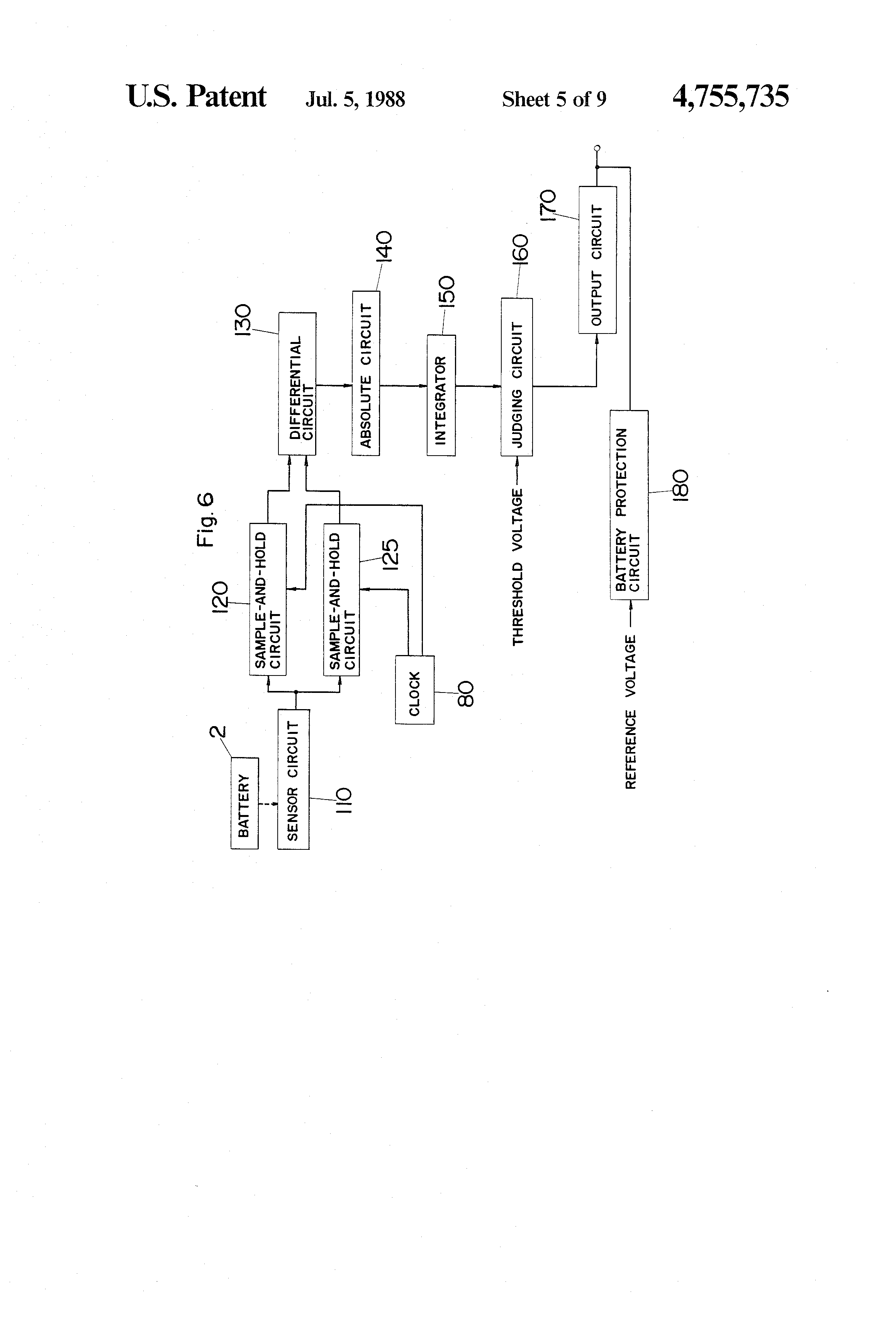 Patent Us4755735 Charge Control Circuit For A Battery Charger Current Indicators Controlcircuit Diagram Drawing