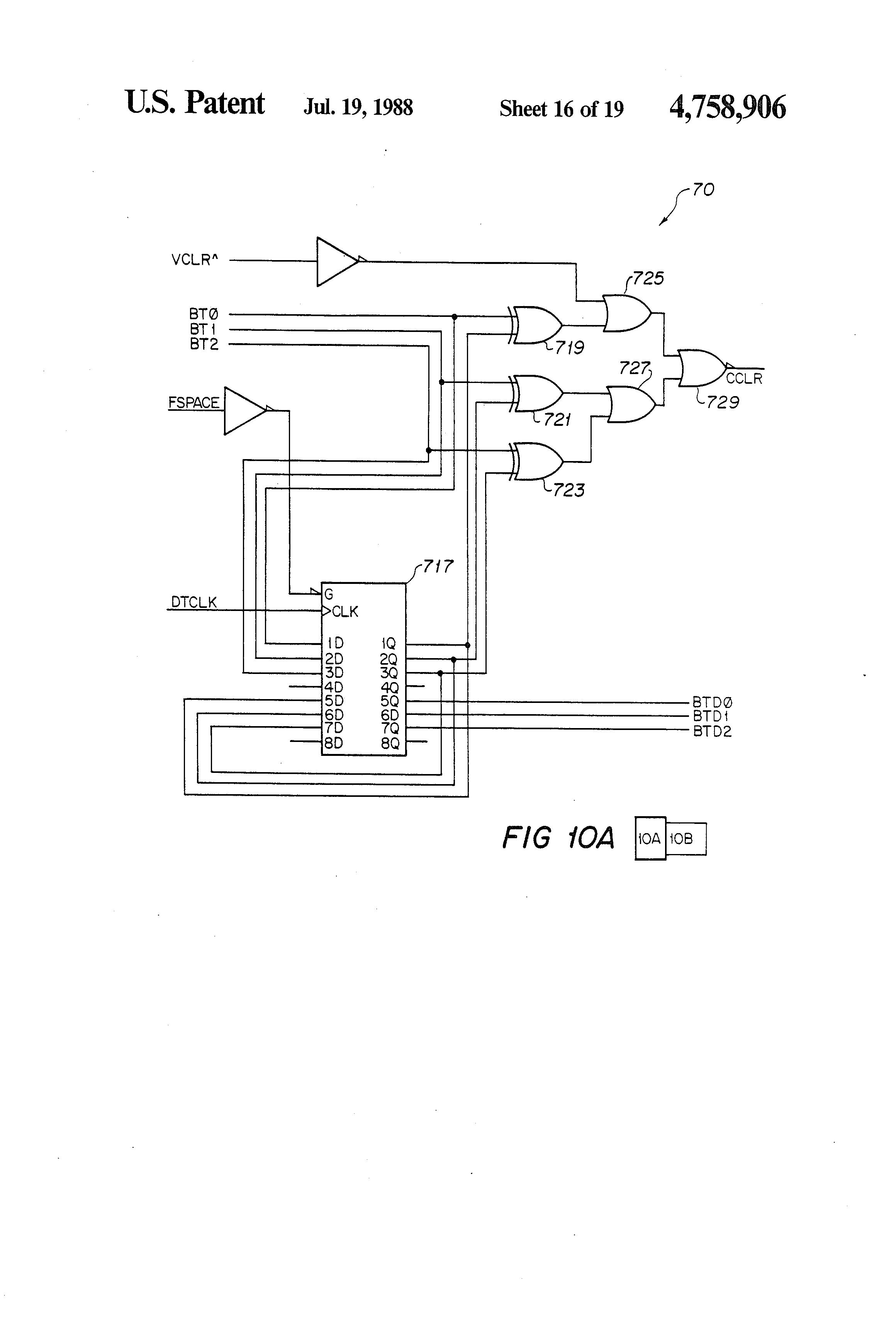 patent us4758906