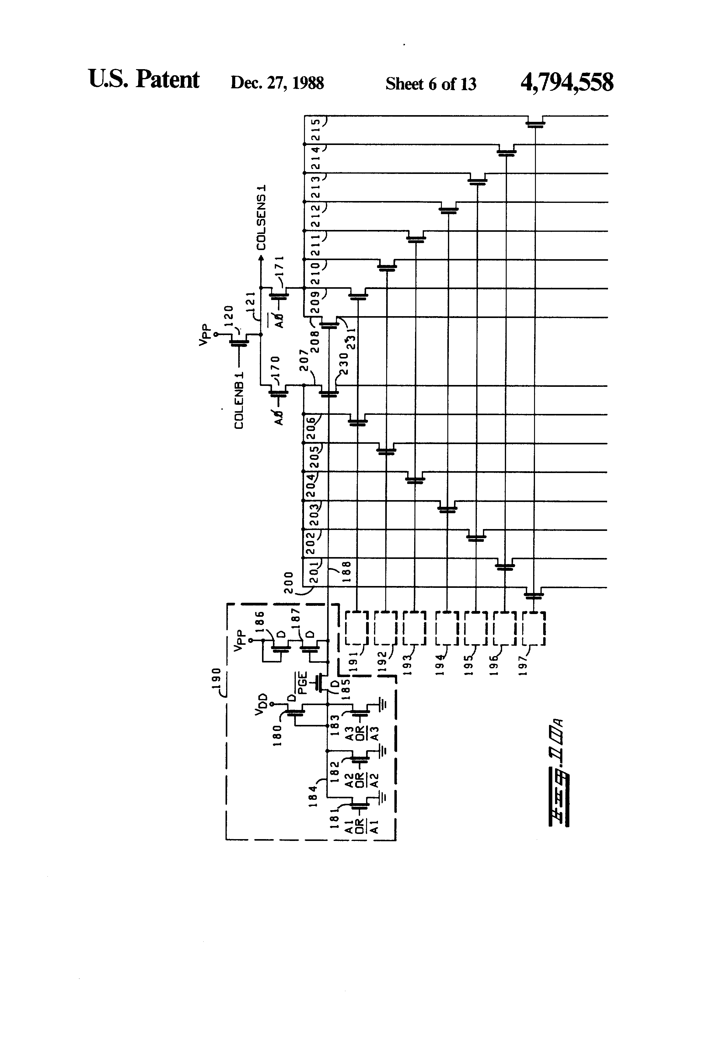 patent us4794558 microprocessor having self programmed eprom patent drawing
