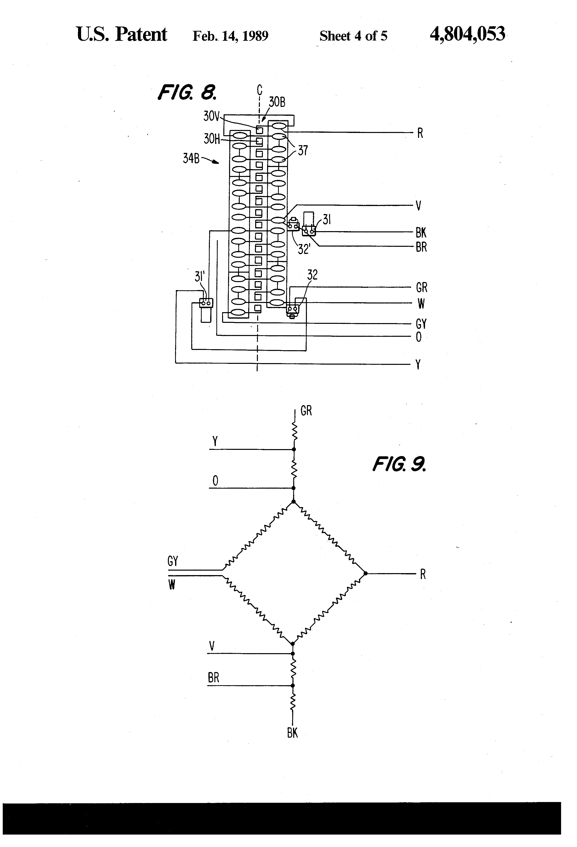 patent us4804053 rocker pin load cell google patents. Black Bedroom Furniture Sets. Home Design Ideas