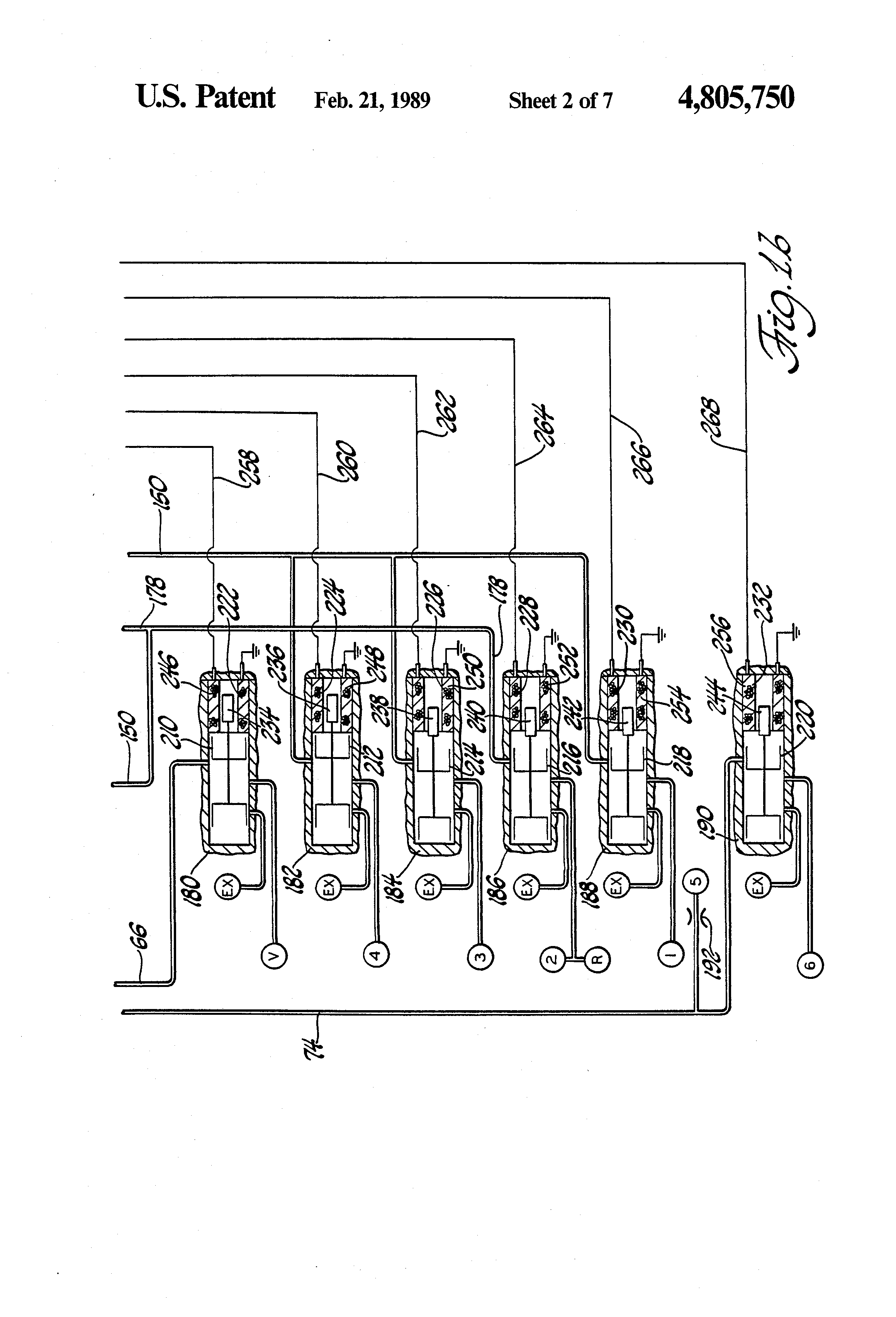 Patent Us4805750 Steady State Slip Detection Correction