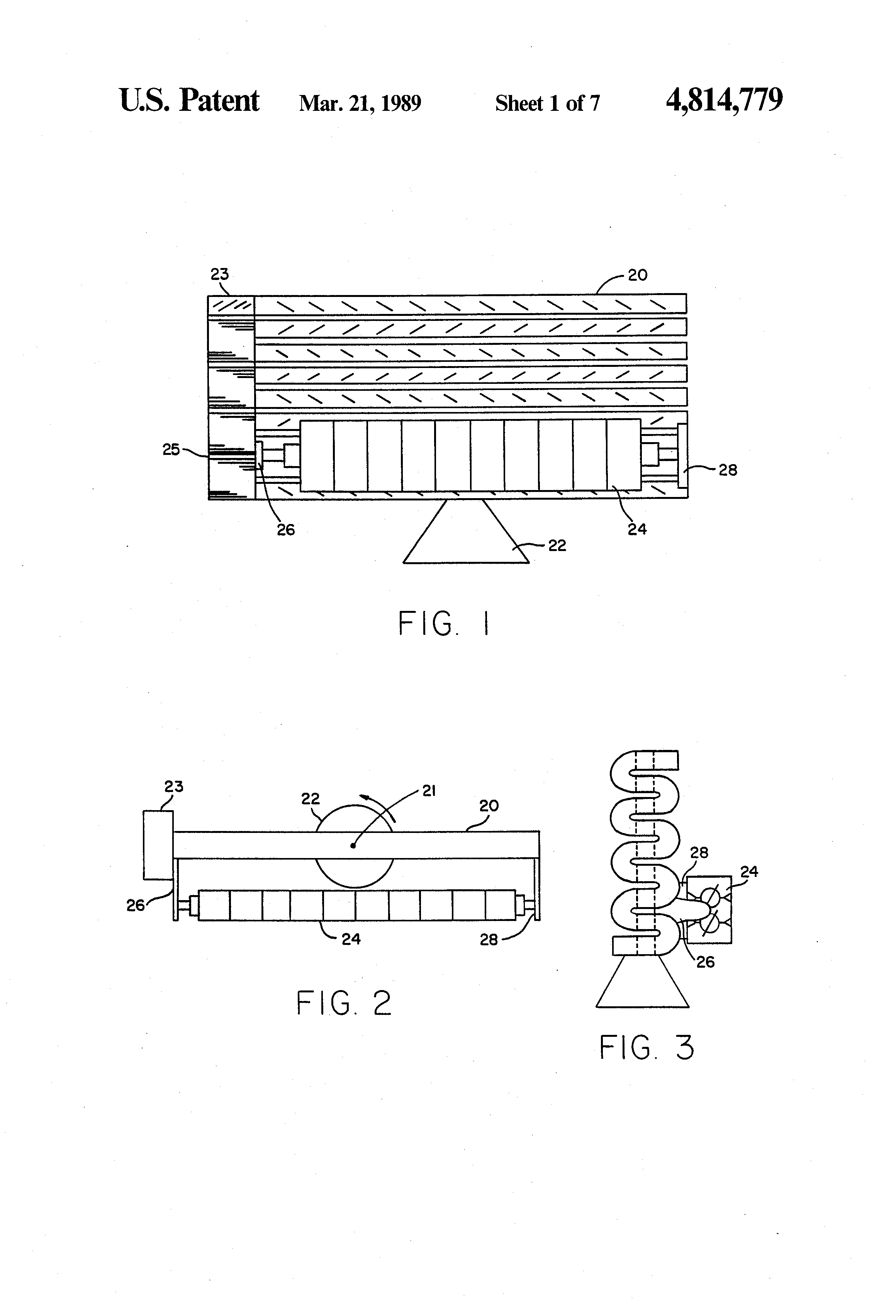 Front Elevation Of A Prism : Patent us radar system with auxiliary scanning