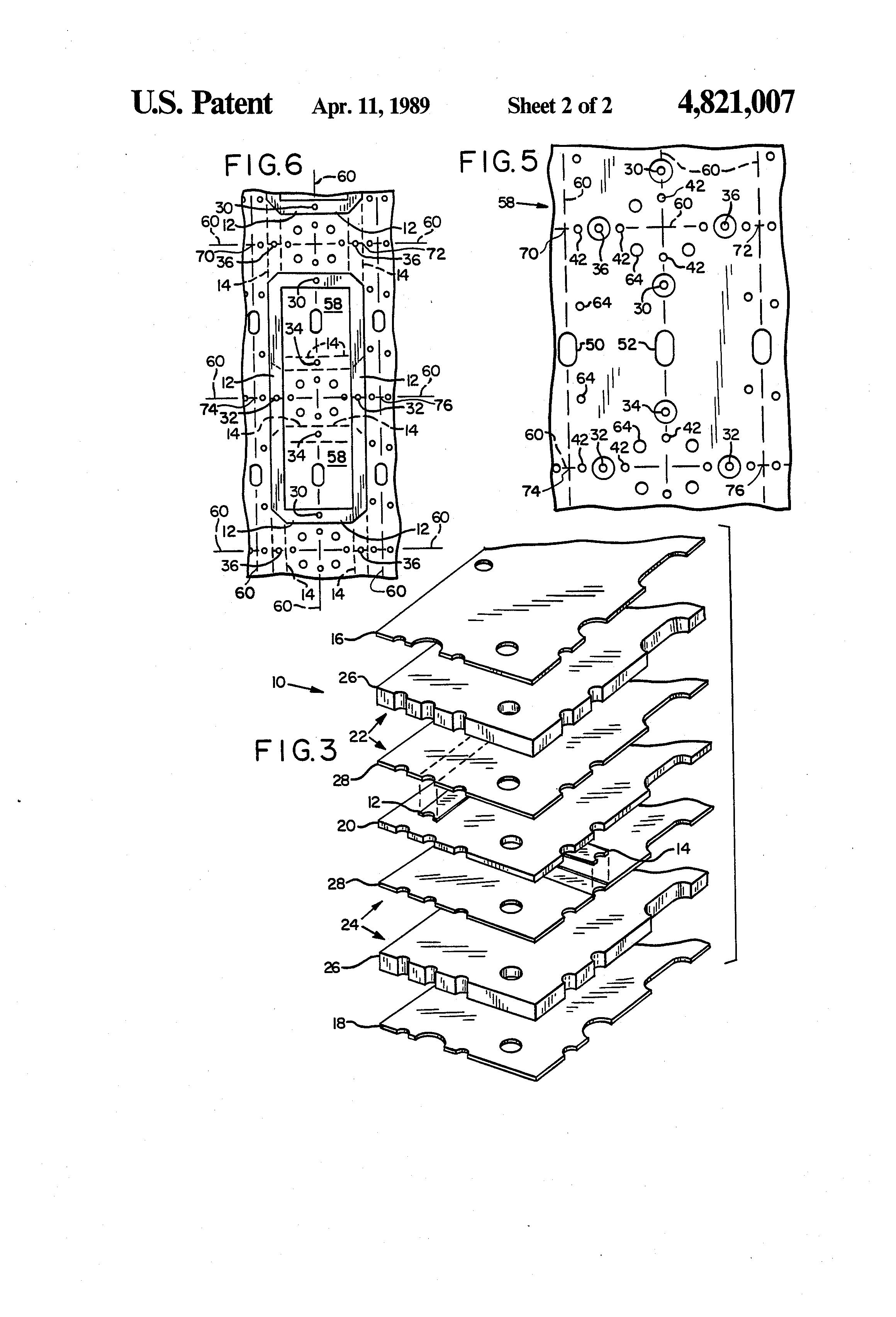 patent us4821007
