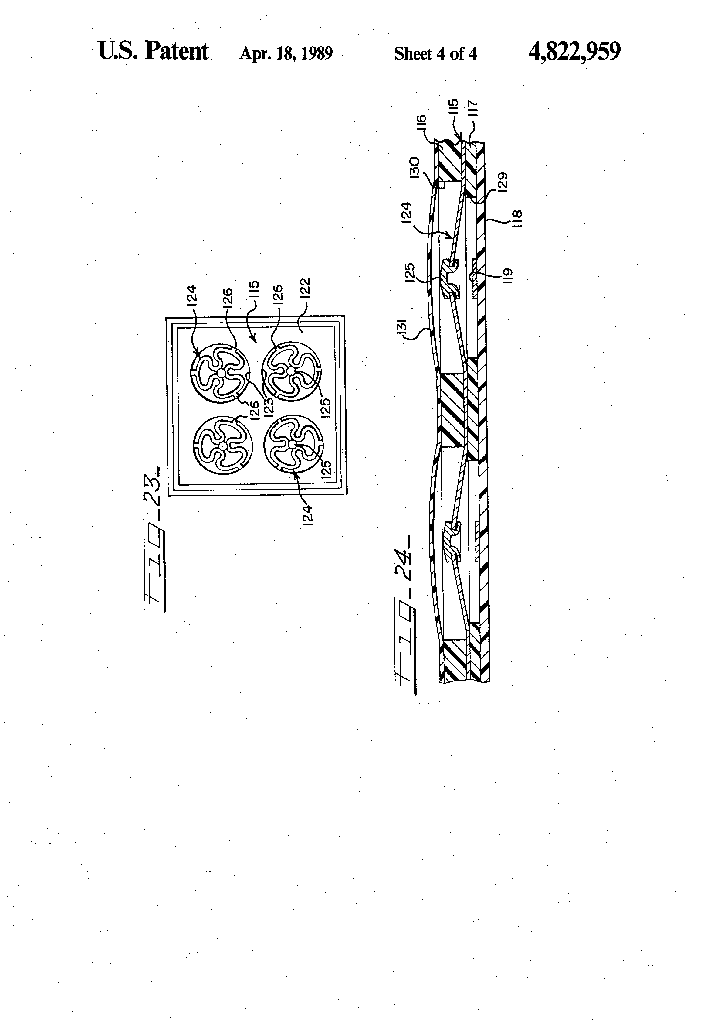 Patent Us4822959 Electrical Switch Having A Snap Acting Latching Relay Circuit Diagram Likewise 8 Pin Wiring As Drawing