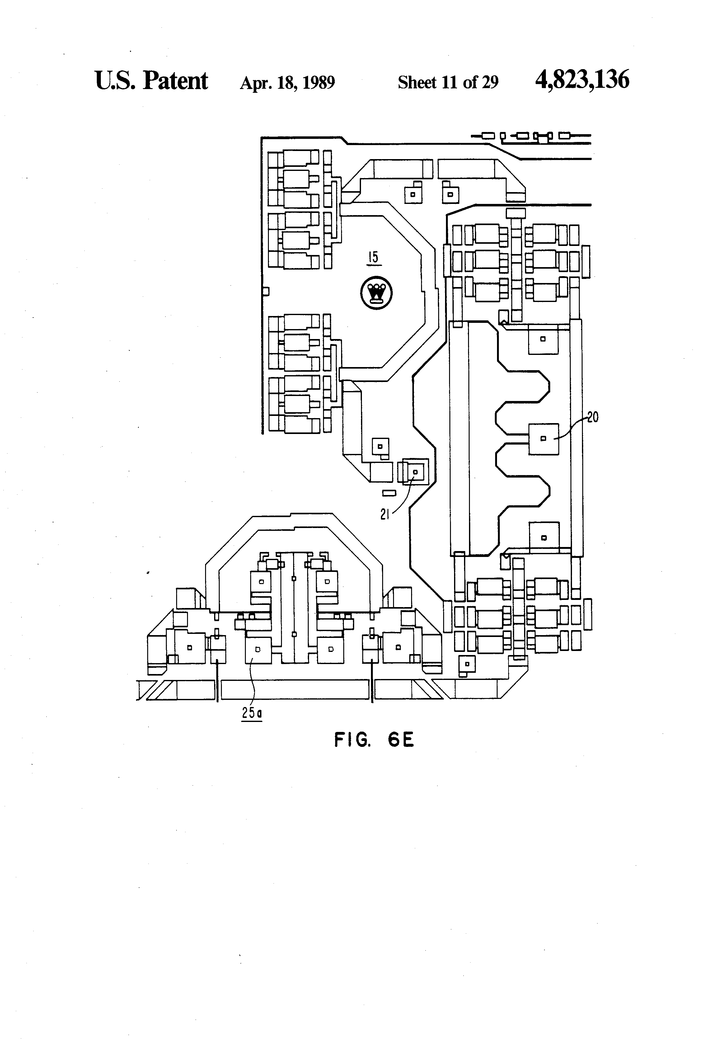 patent us4823136