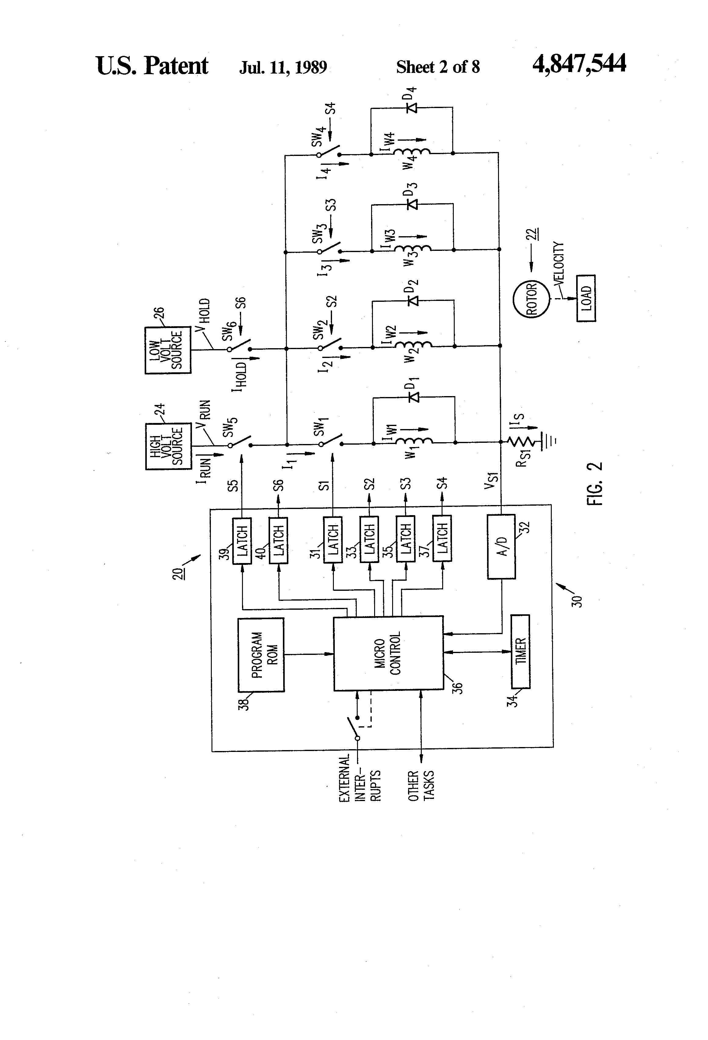 patent us4847544