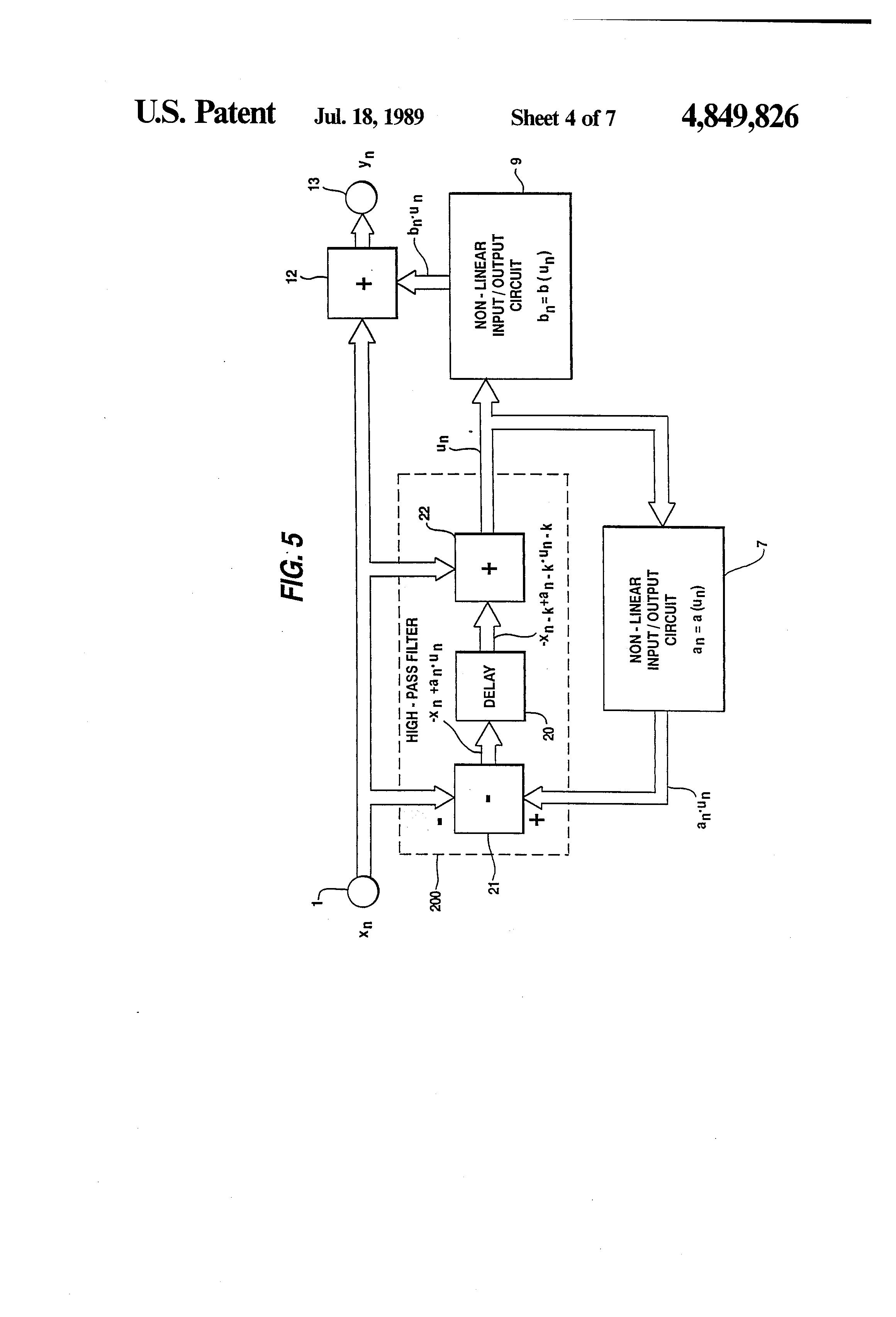 patent us4849826  de