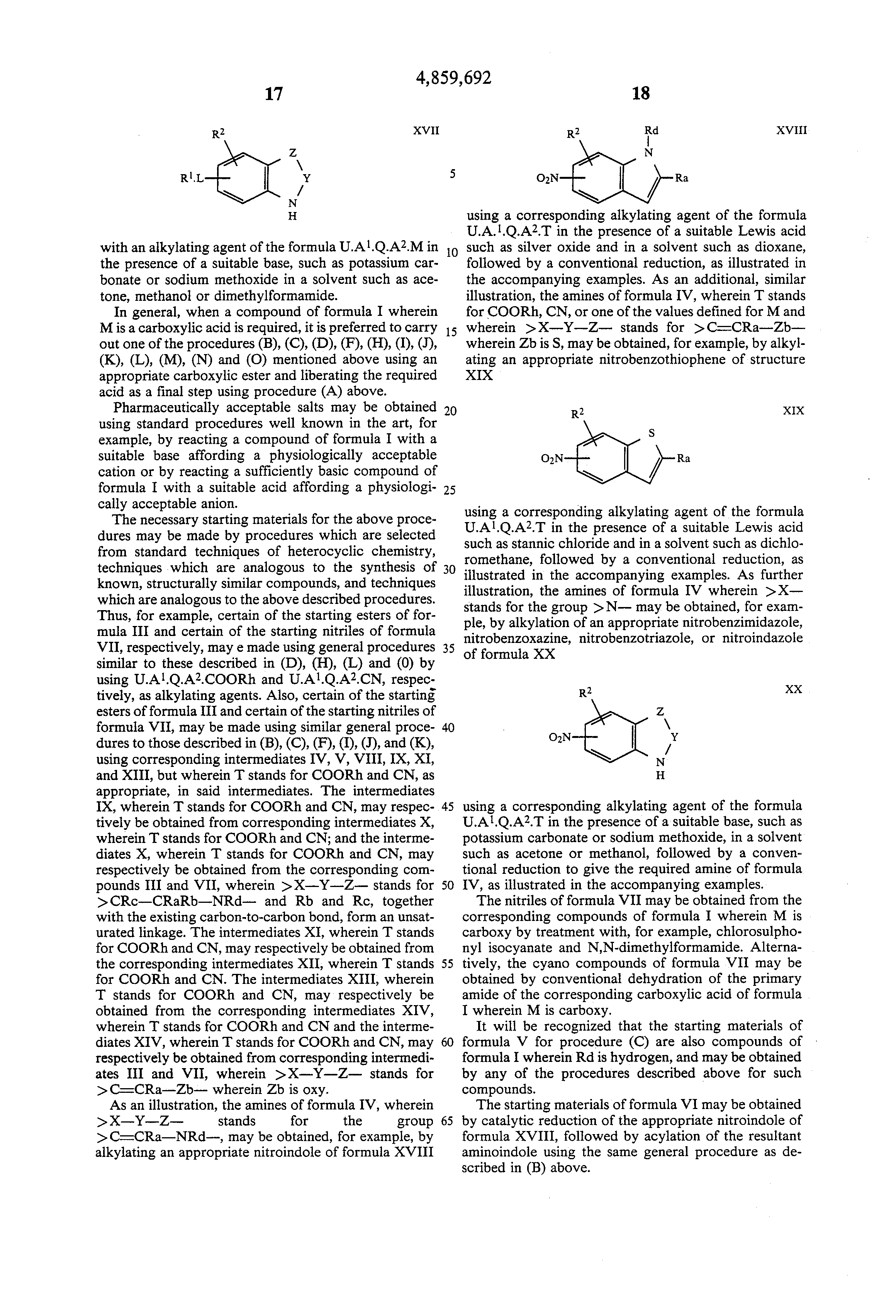 patent us heterocyclic amide derivatives and  patent drawing