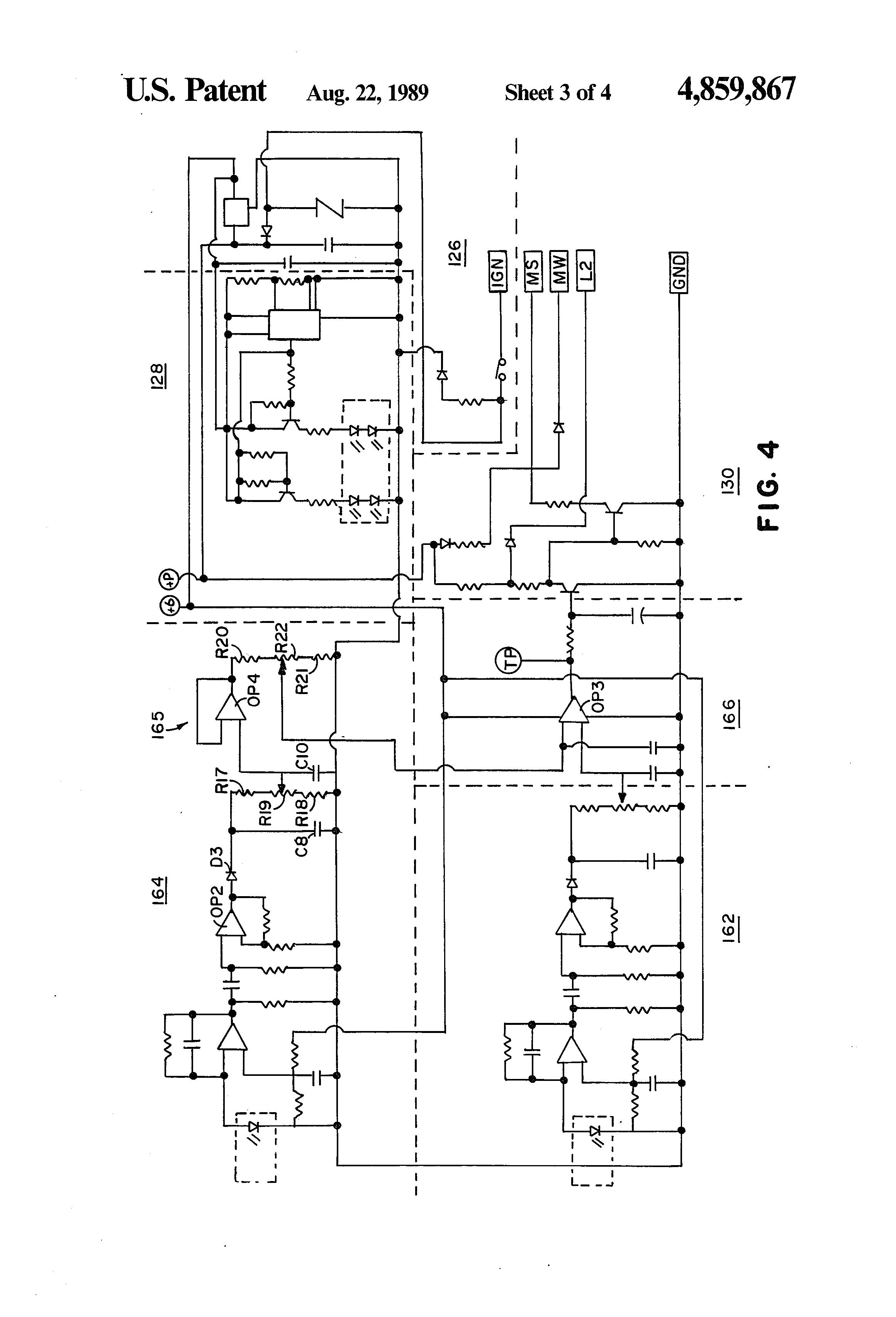US4859867 3 citroen c4 tailgate wiring diagram electrical wiring diagram