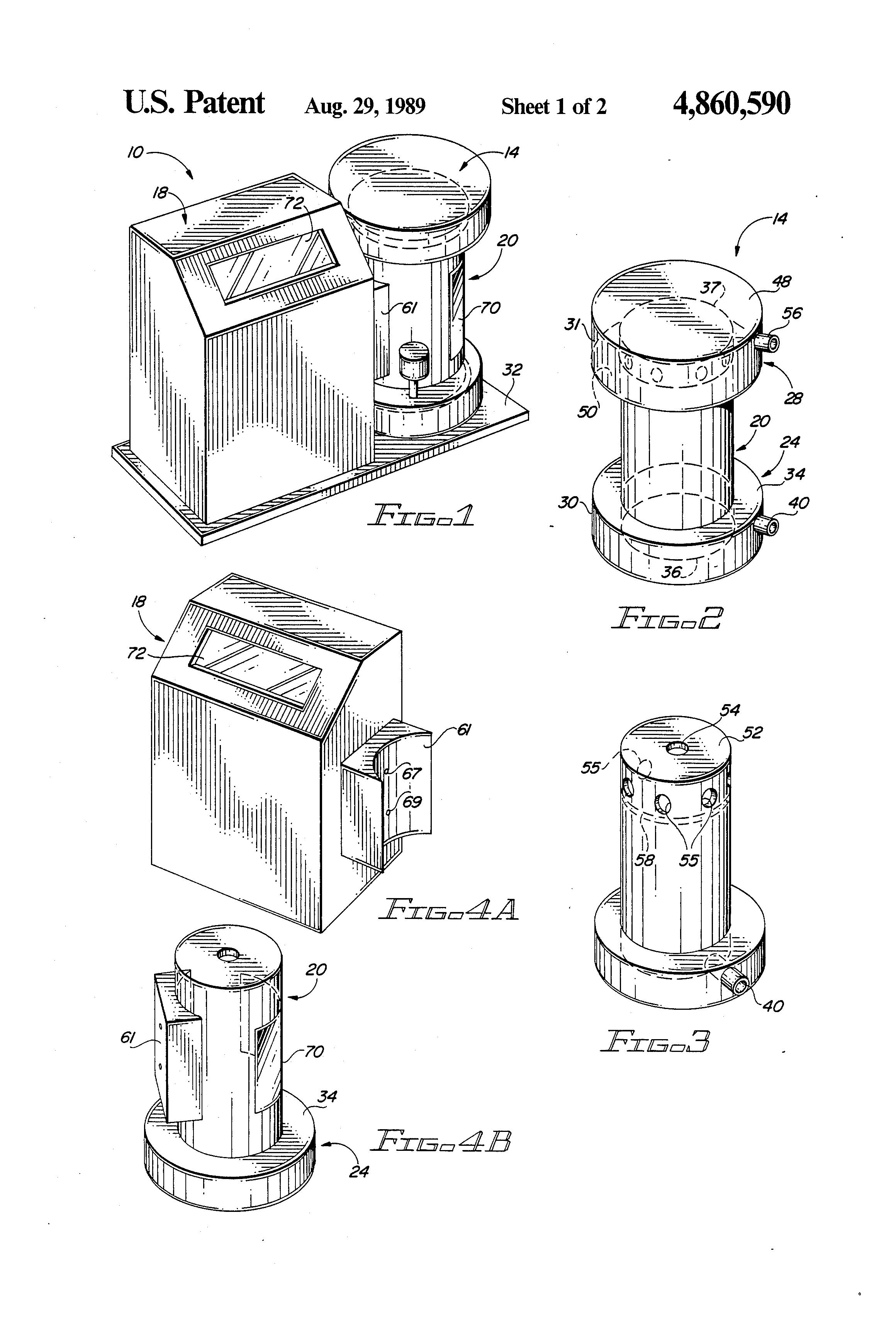 patent us4860590