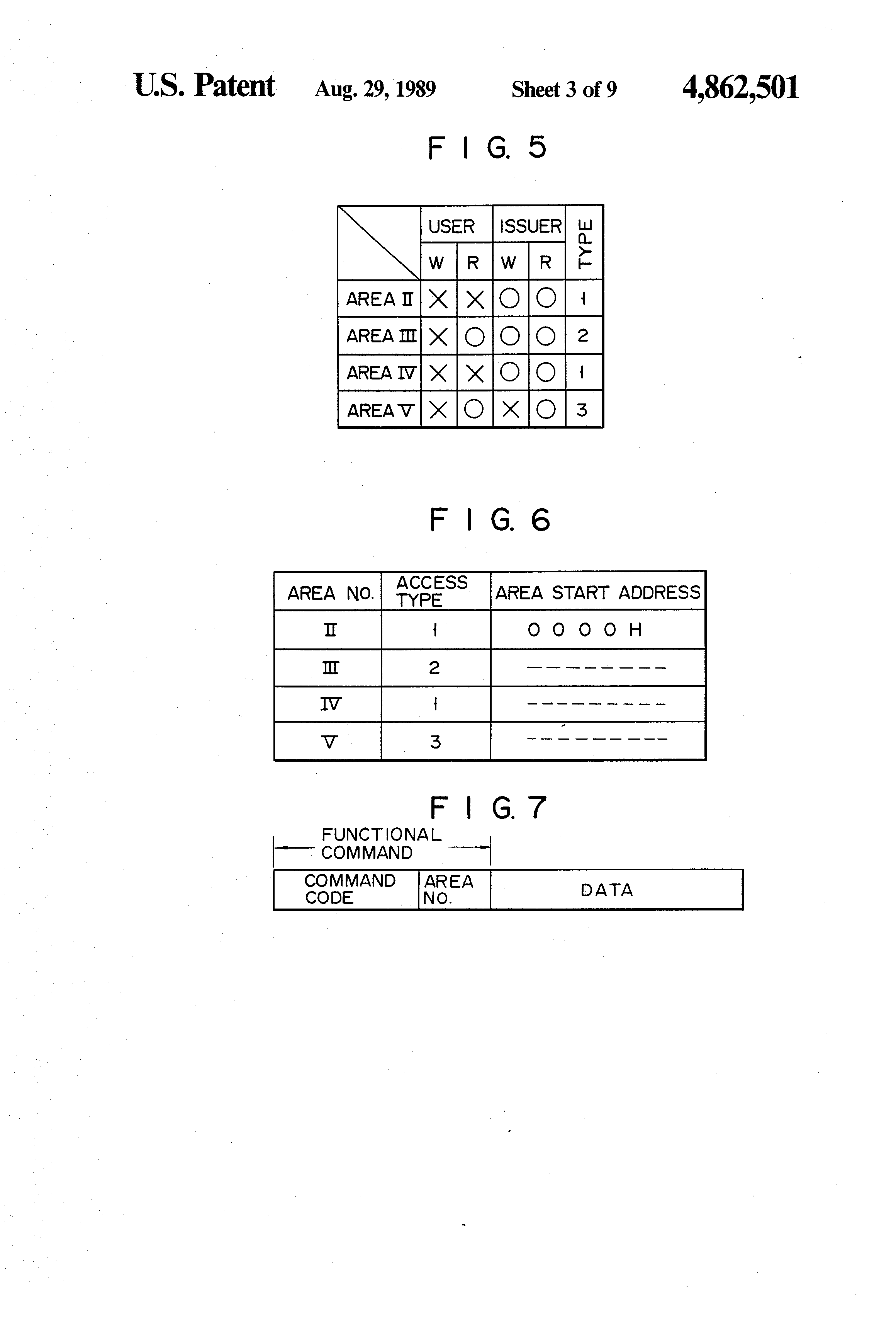 Patent US4862501 Communications network using IC cards Google