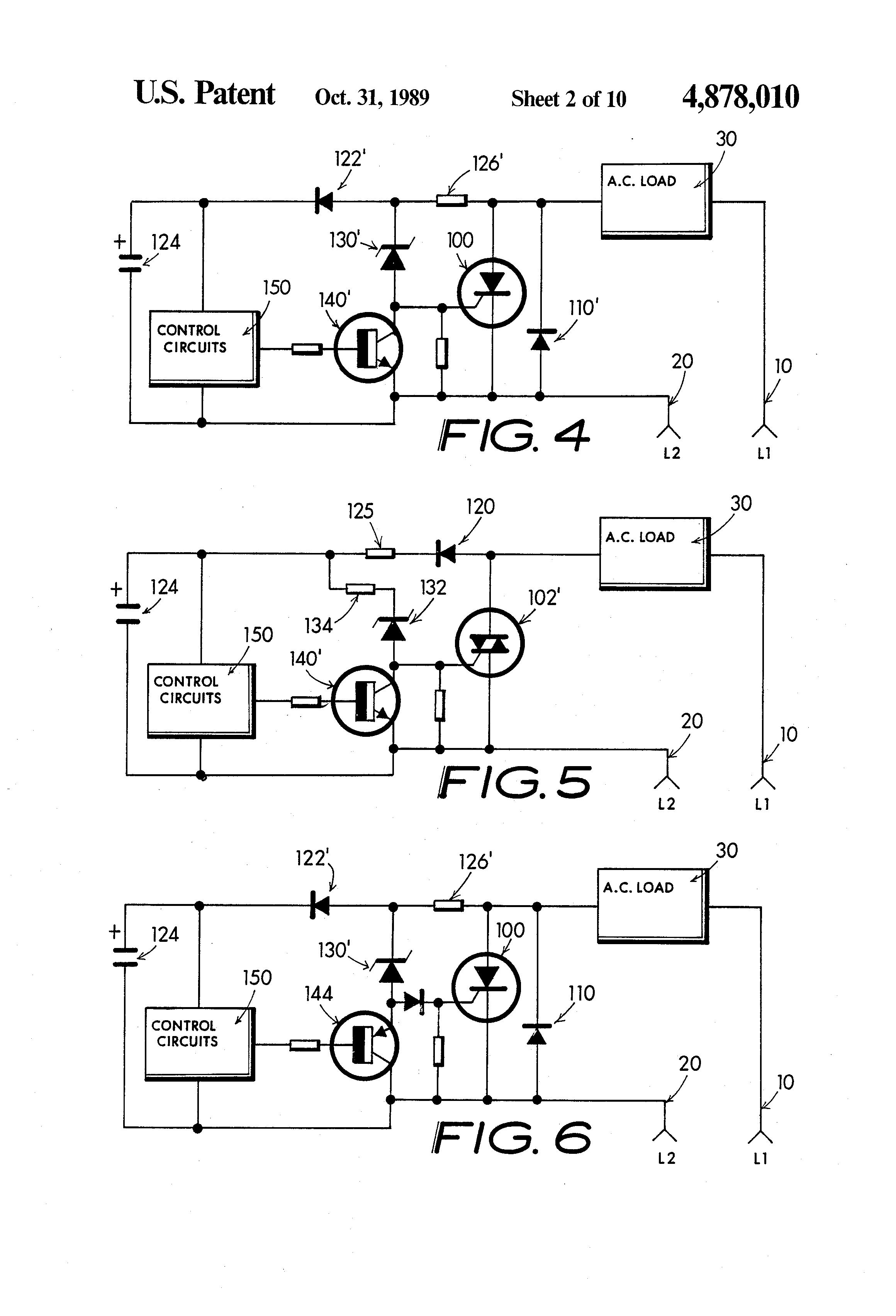 patent us4878010