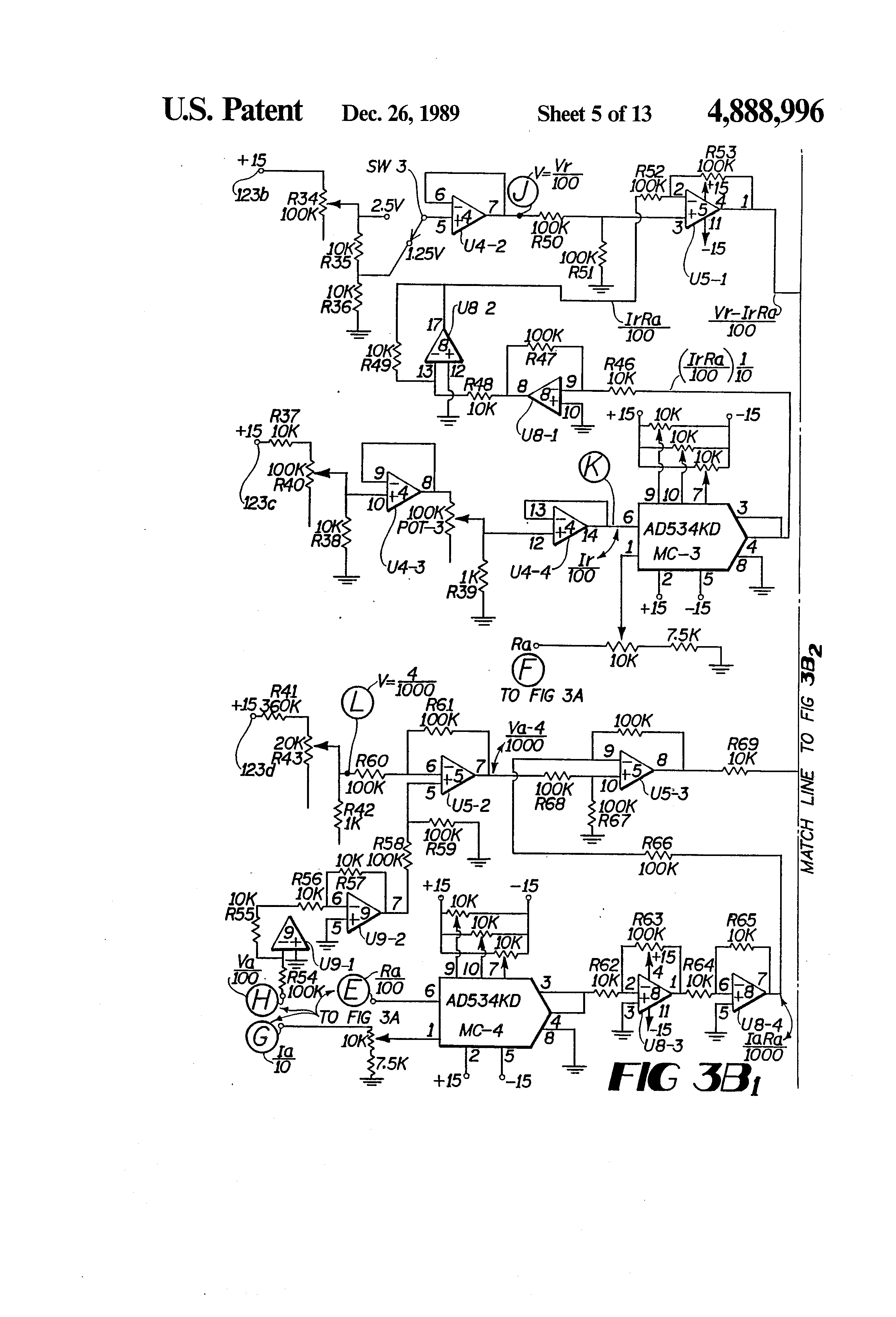 US4888996 5 limitorque mx wiring diagram limitorque mx manual \u2022 wiring  limitorque actuator wiring diagrams