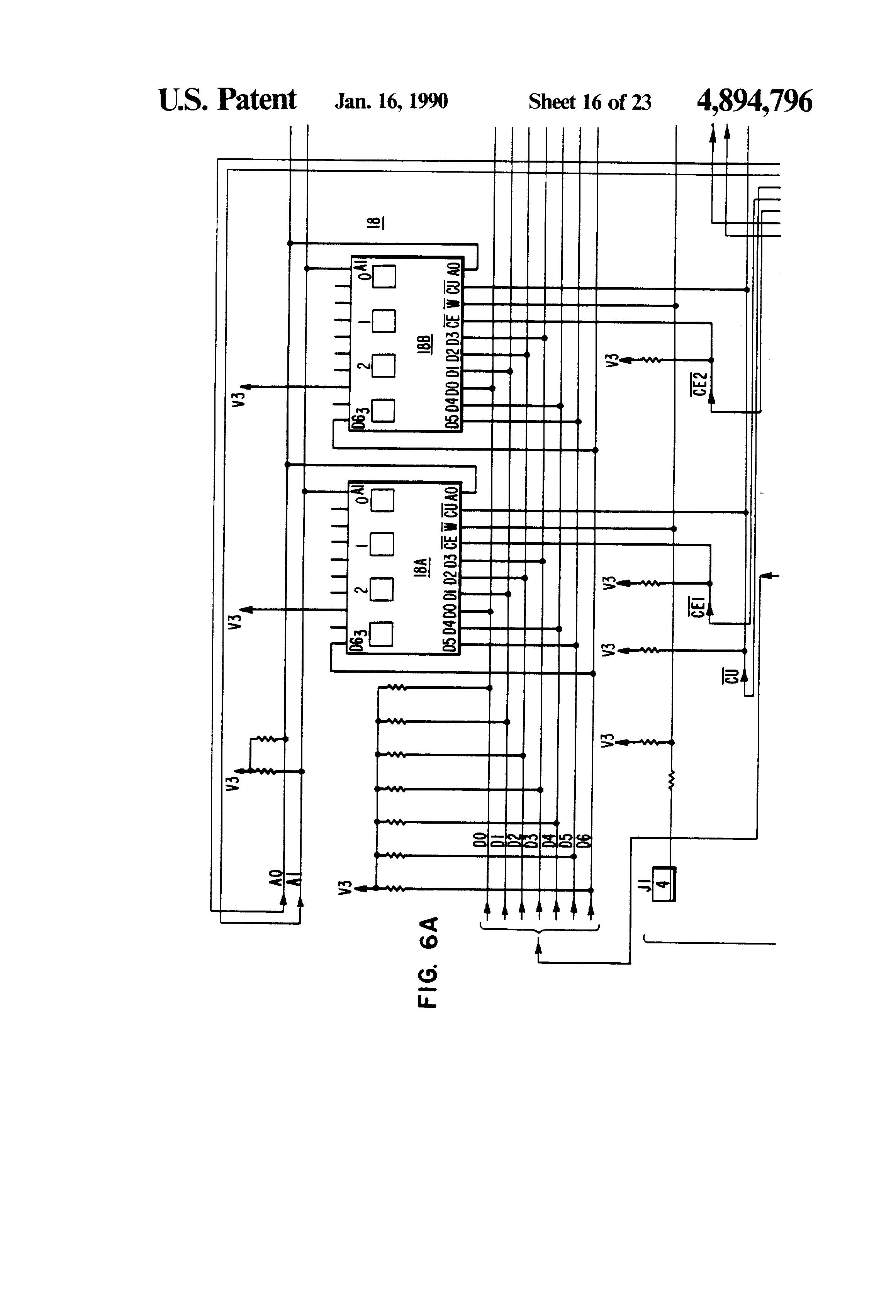 patent us4894796