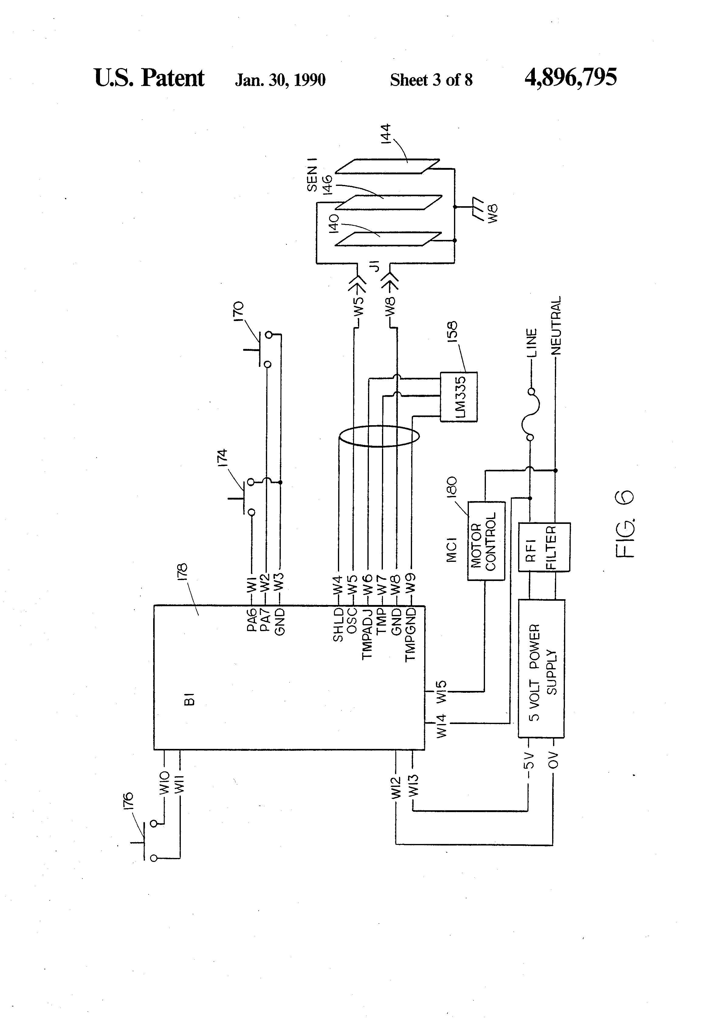 patent us4896795 grain moisture sensor google patents Magnum III Plus Auger Parts Auger Parts