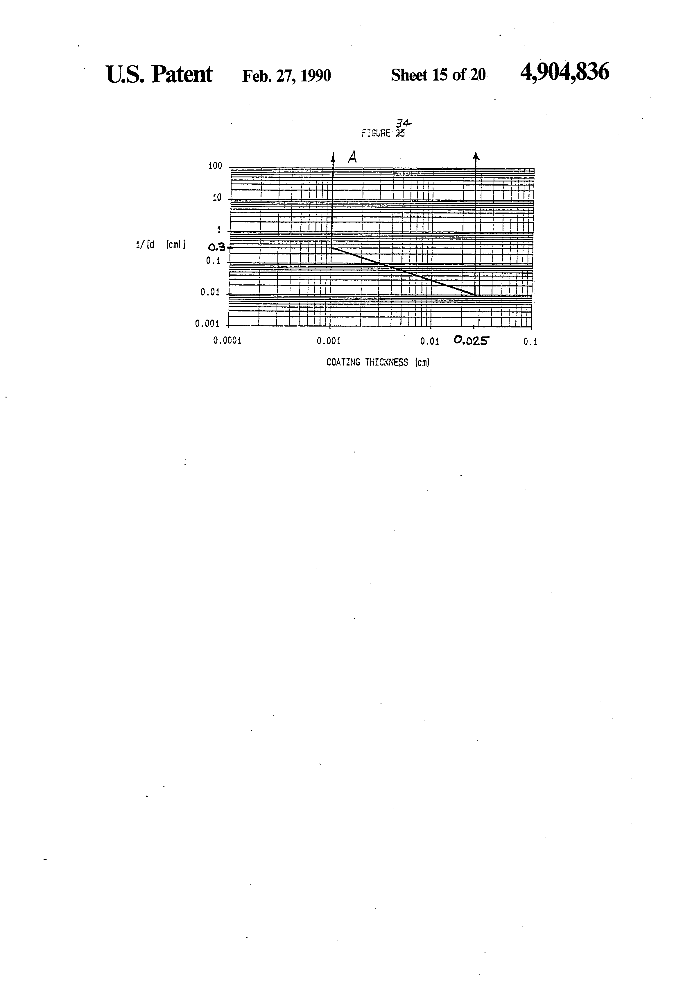 Patent Us4904836 Microwave Heater And Method Of Manufacture Conceptual Block Diagram Descal Calculator Drawing