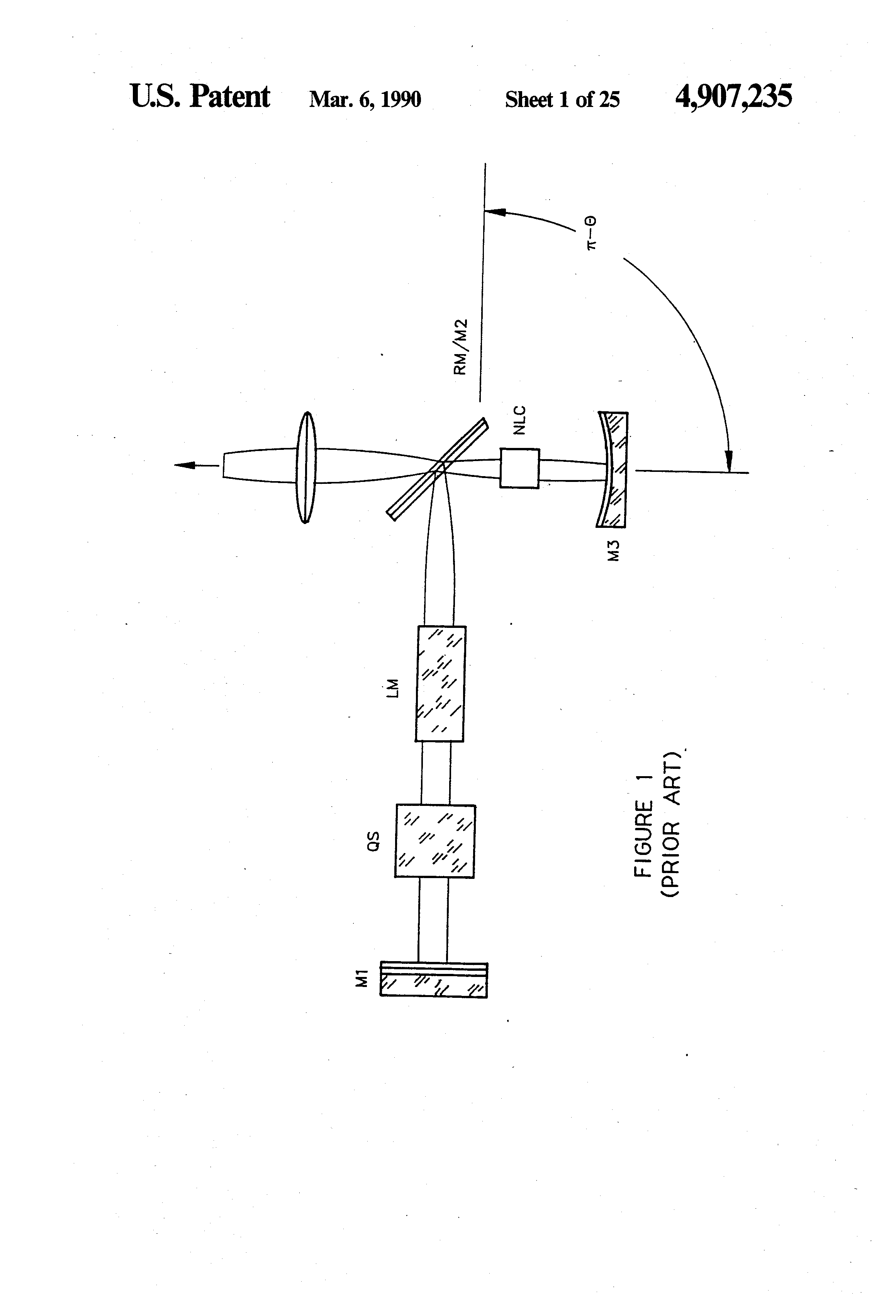 patent us4907235