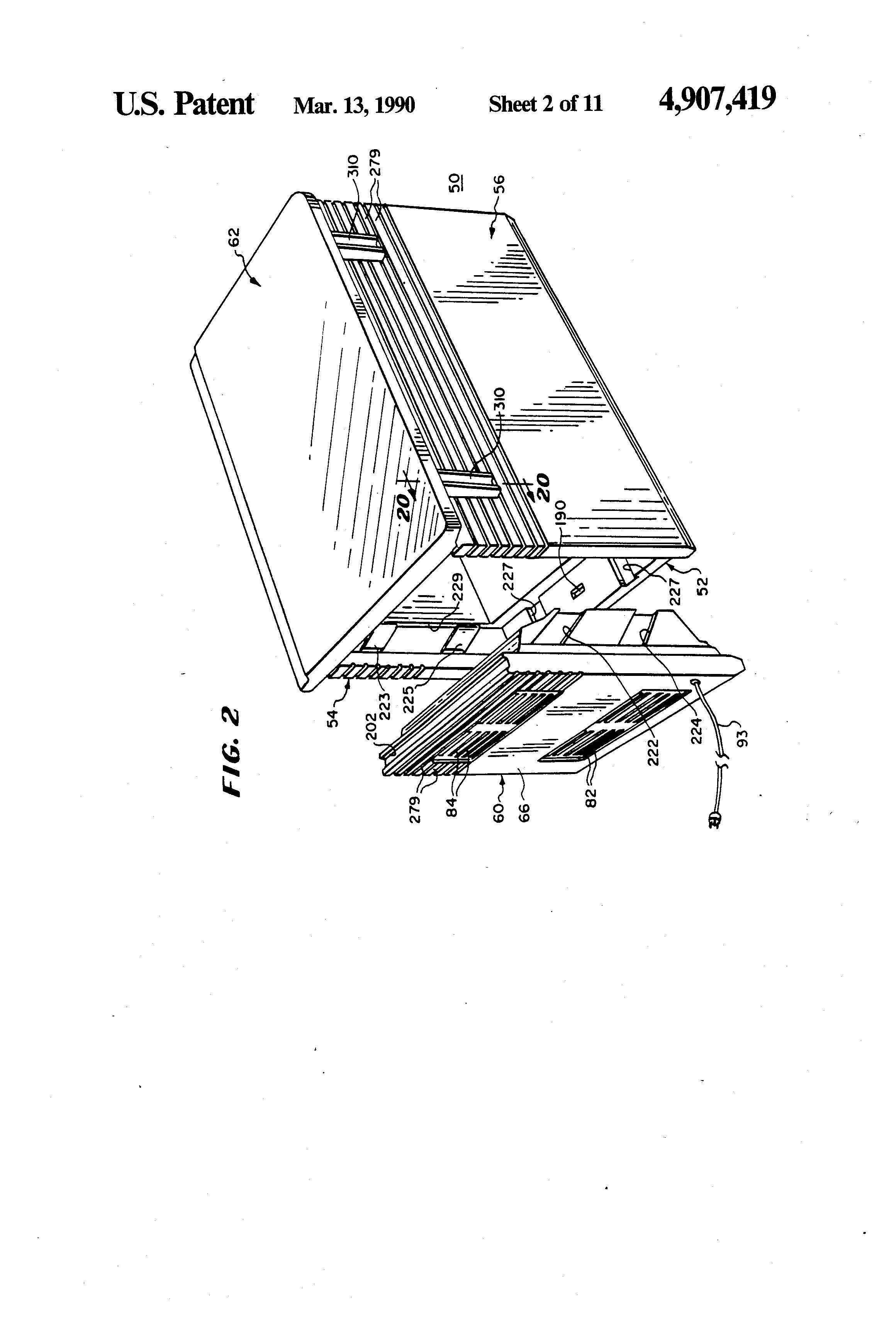 patent us4907419