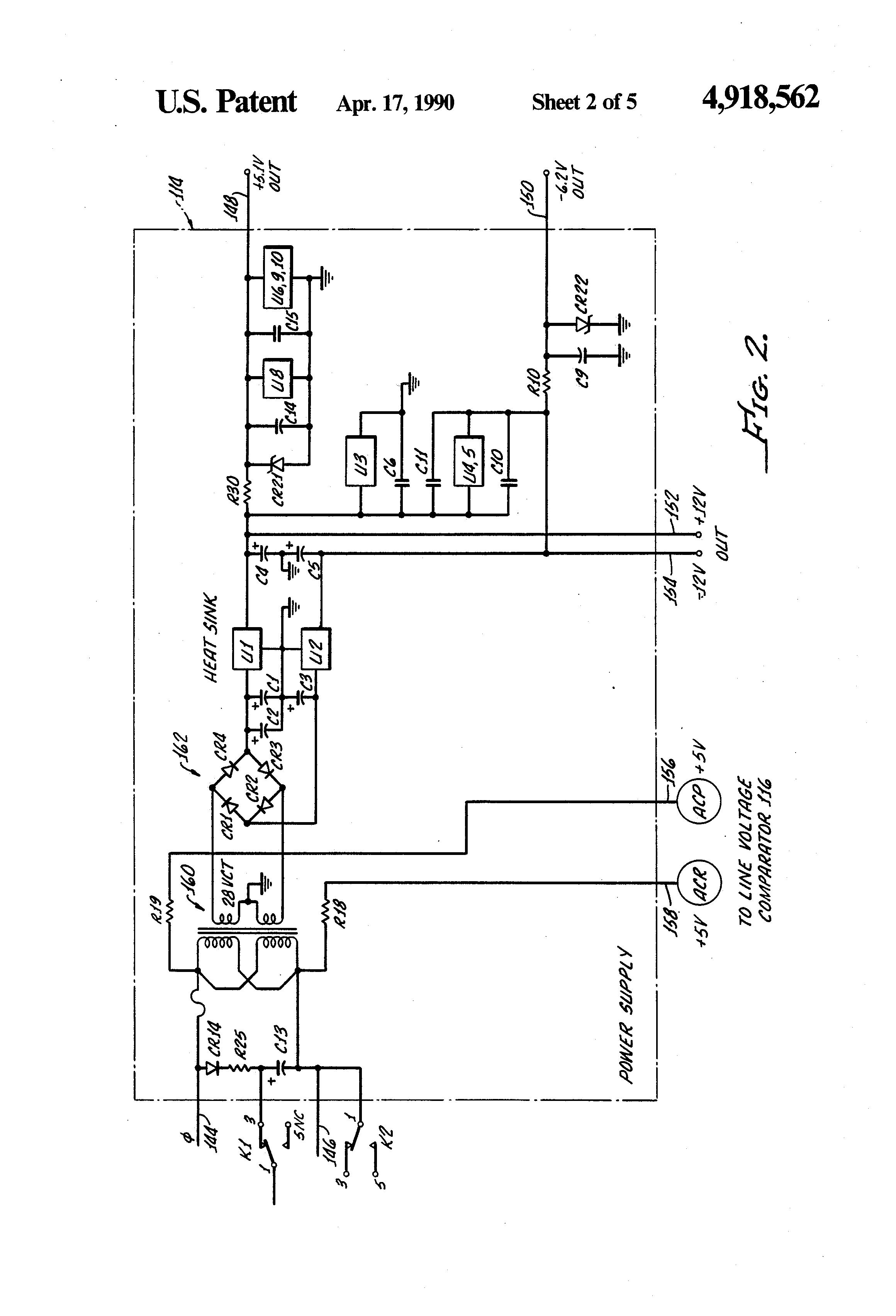 patent us4918562