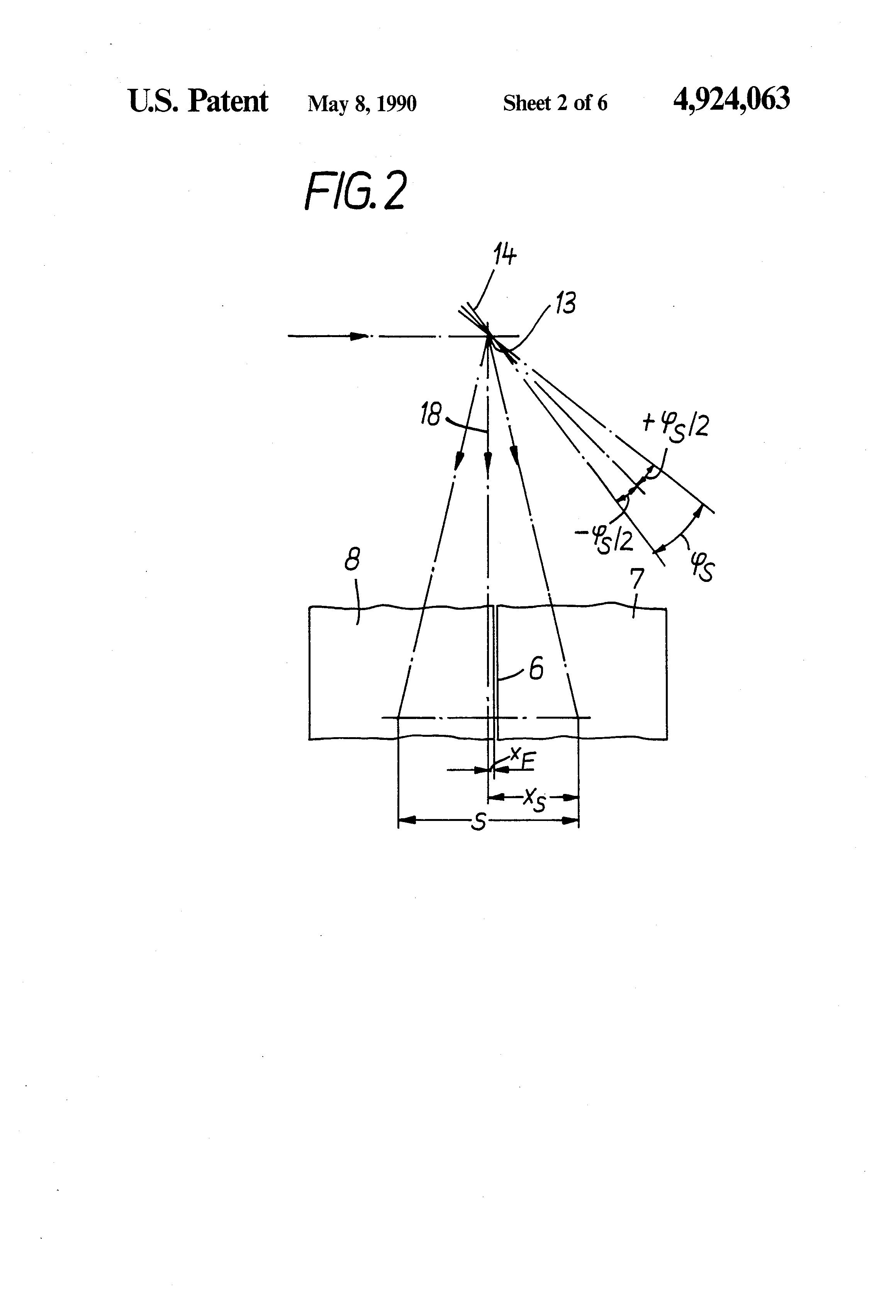 patent us4924063