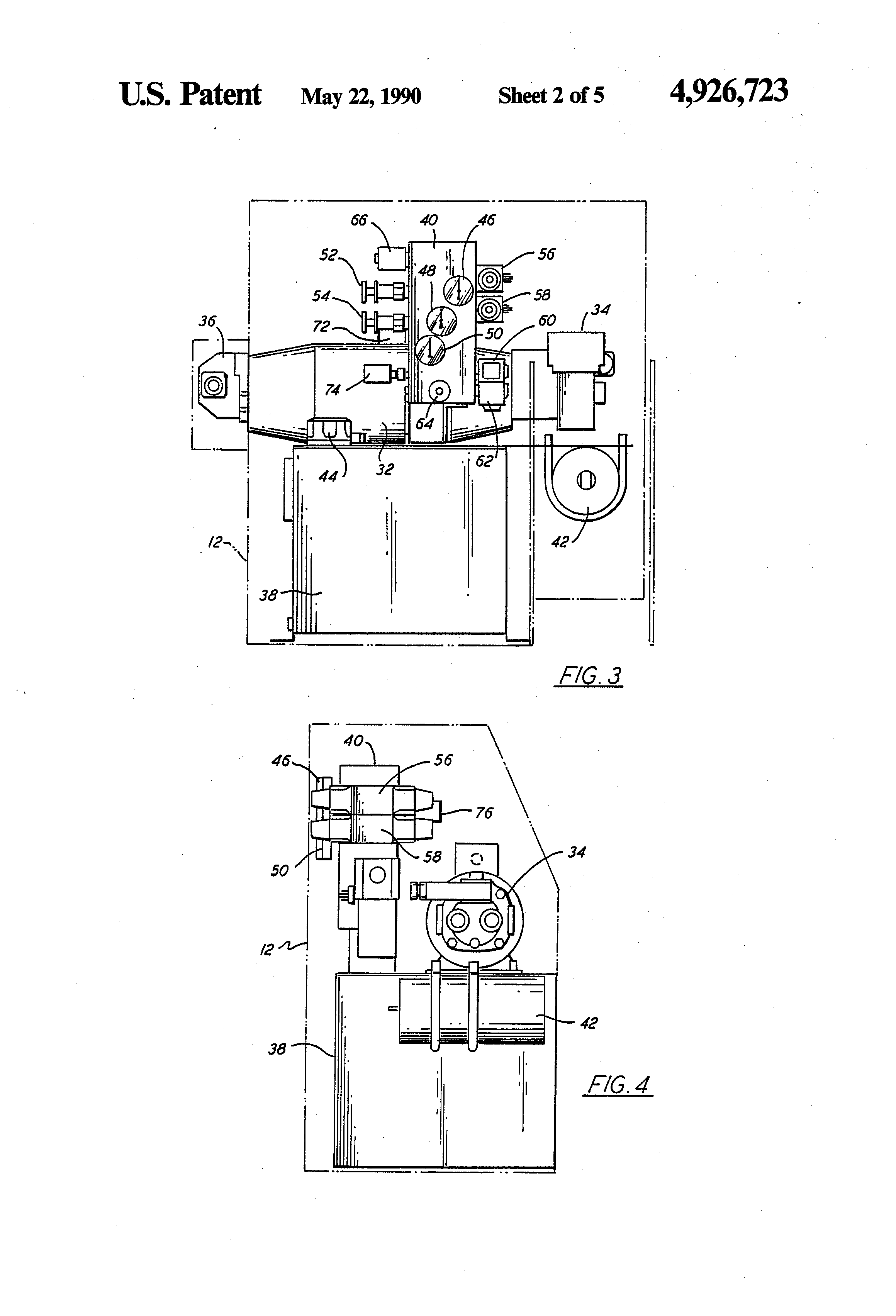 patent us4926723