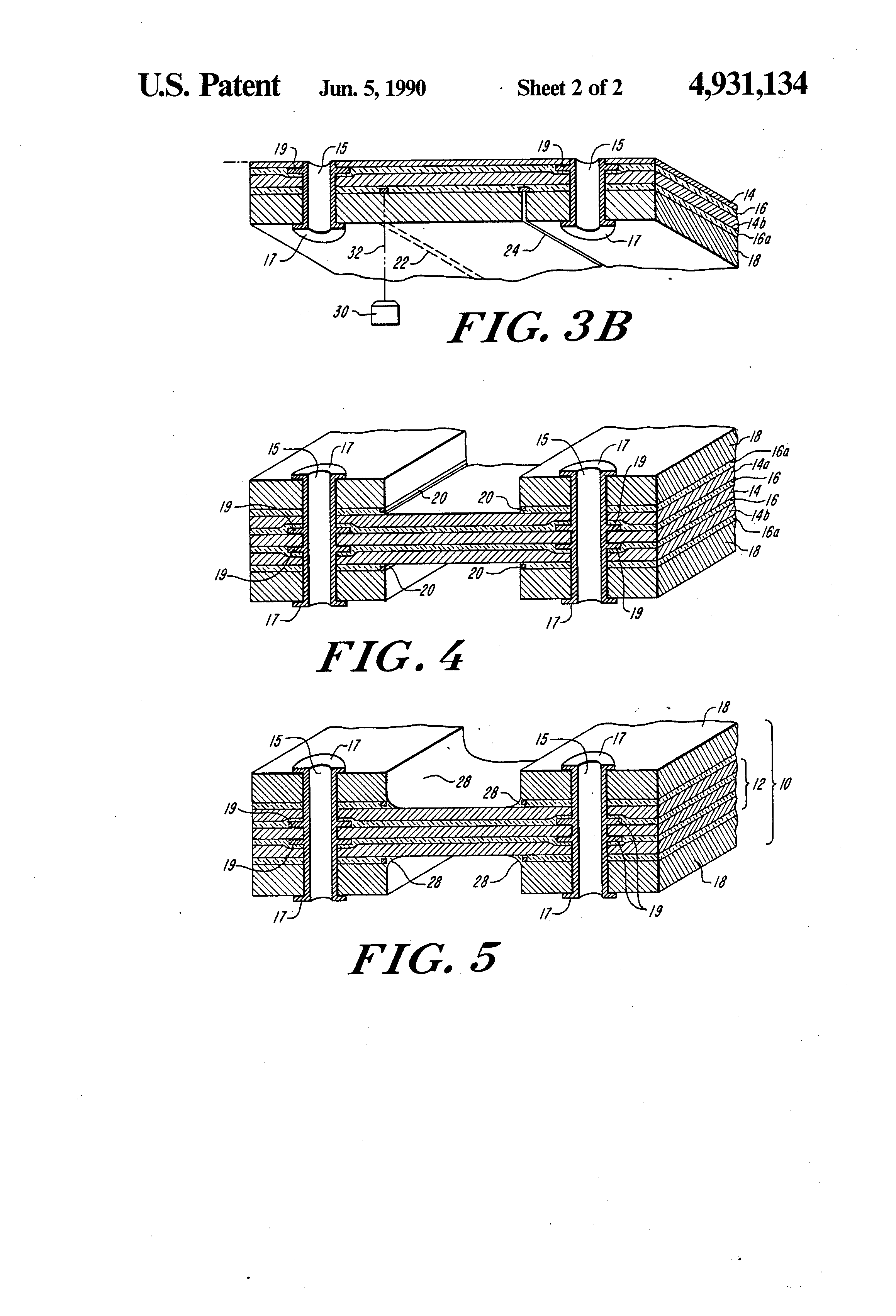 patent us4931134
