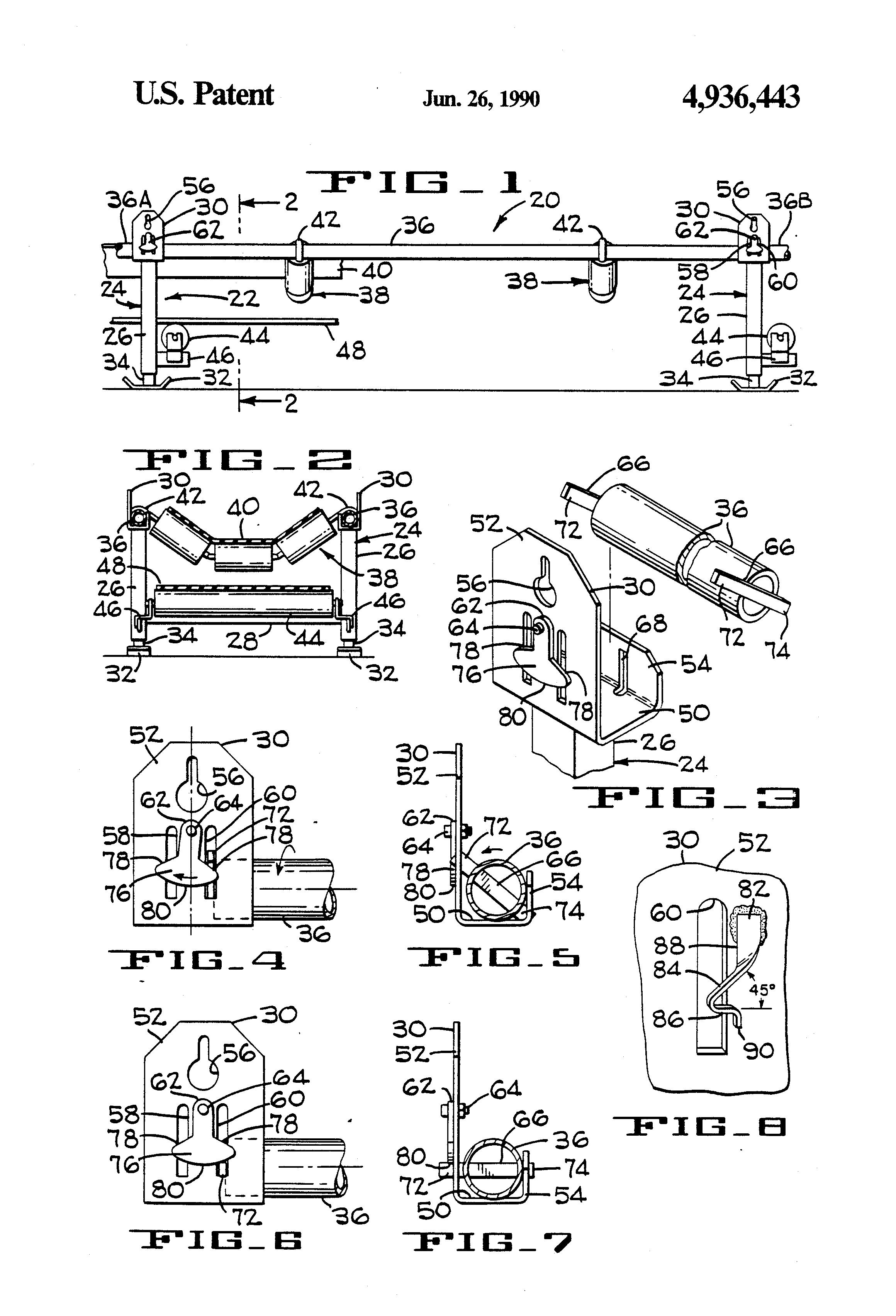 patent us4936443