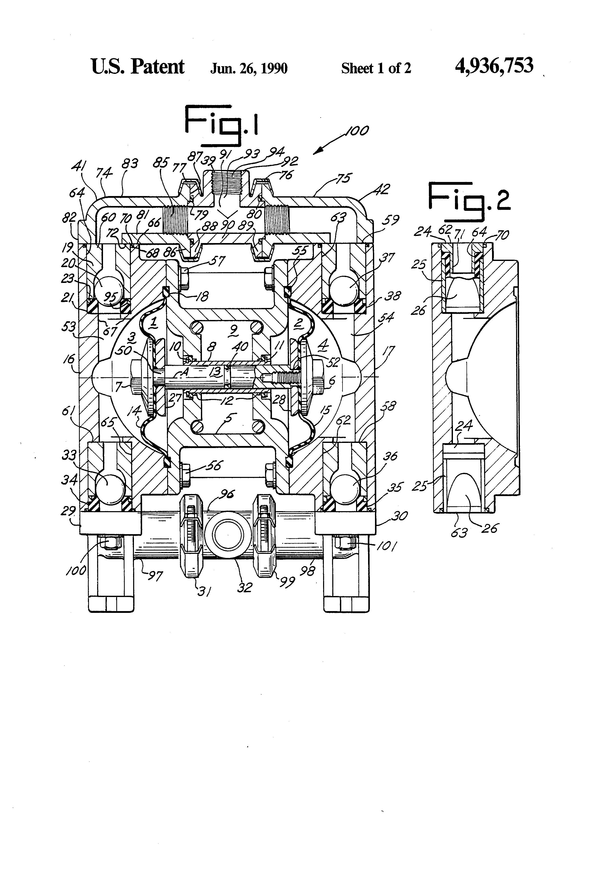 patent us4936753