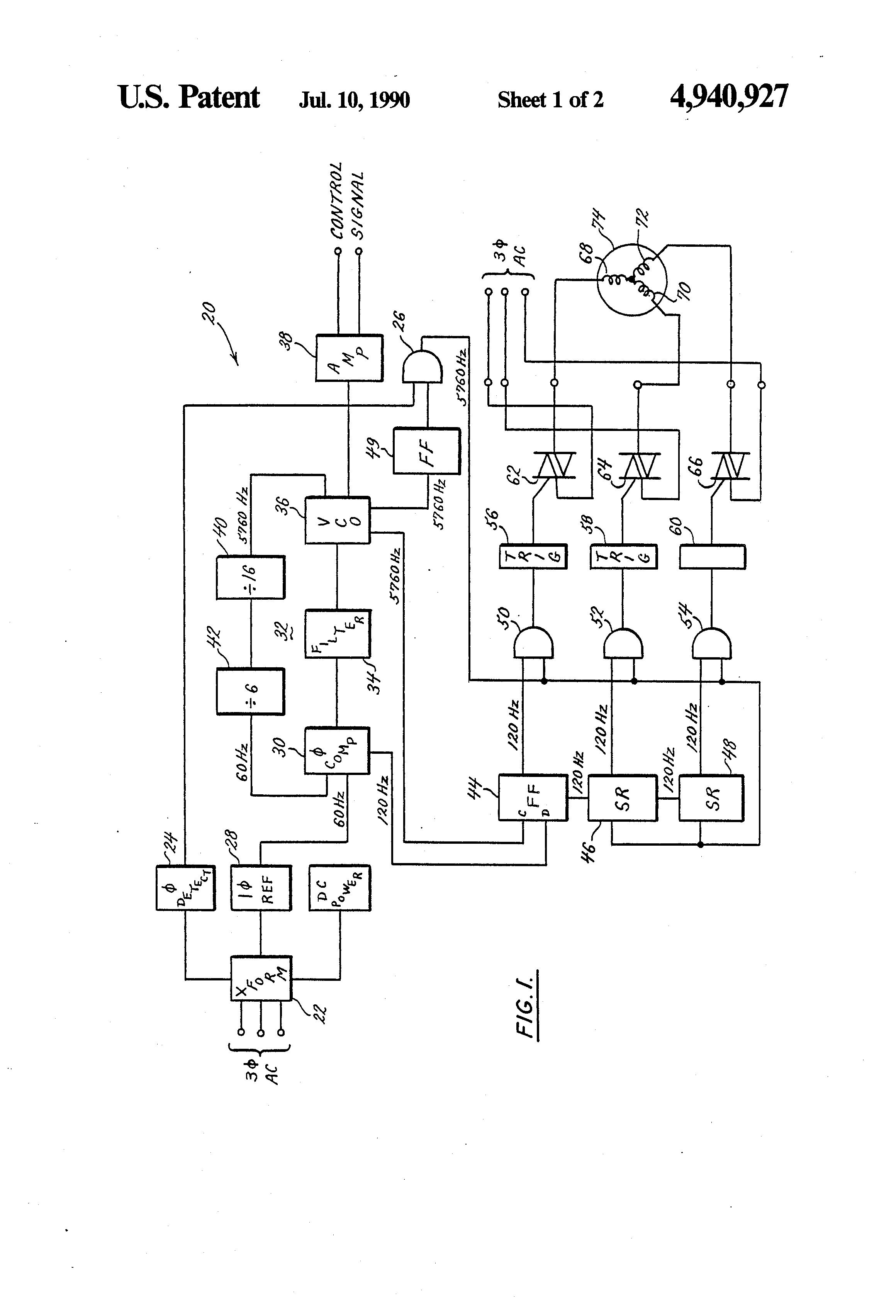 Magnetek Model 6415 manual on