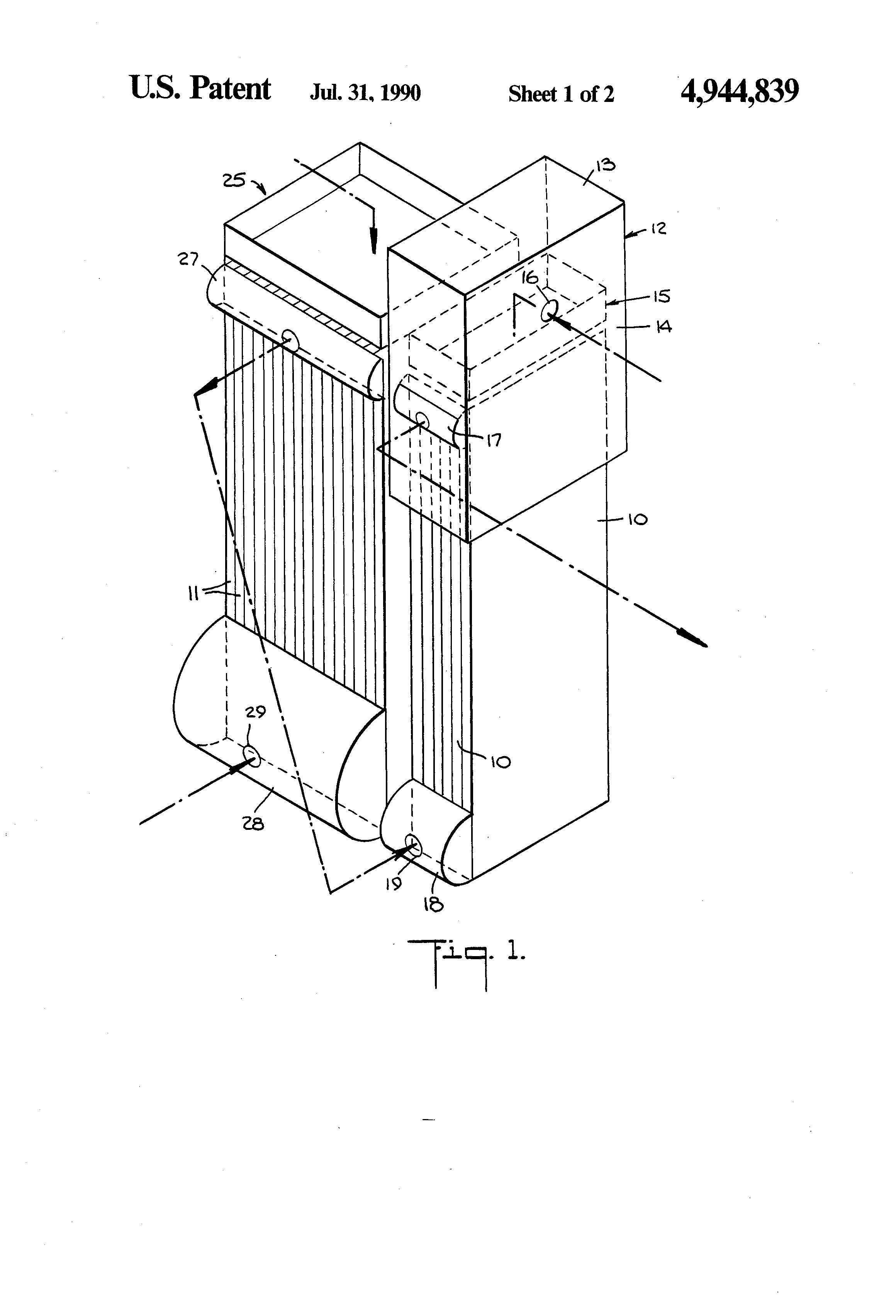 patent us4944839