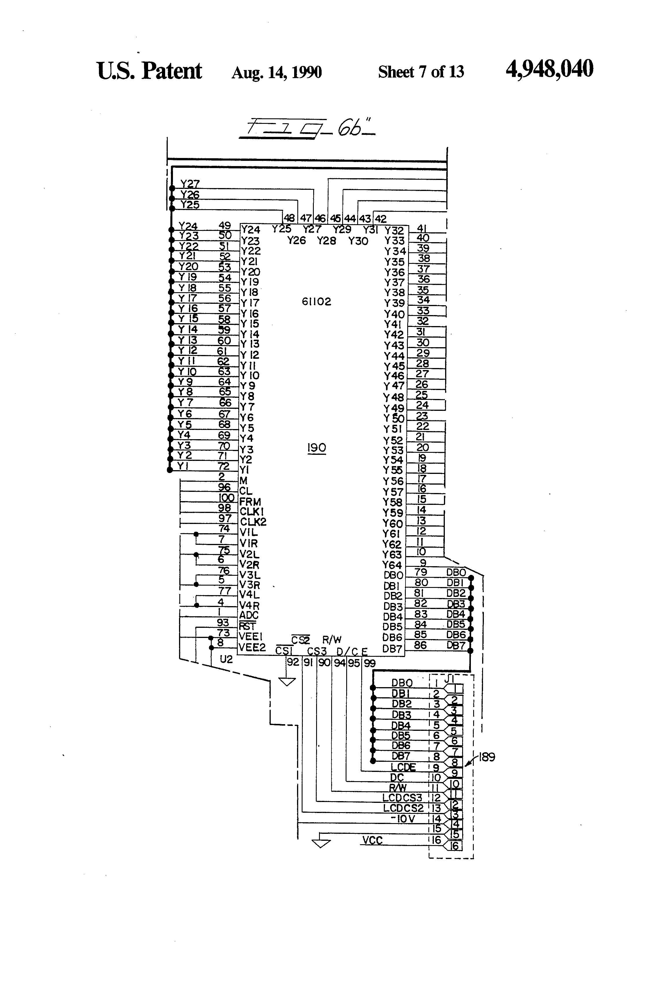 Patent Us4948040 Air Conditioning System Google Patents Y6 Wiring Diagram Drawing