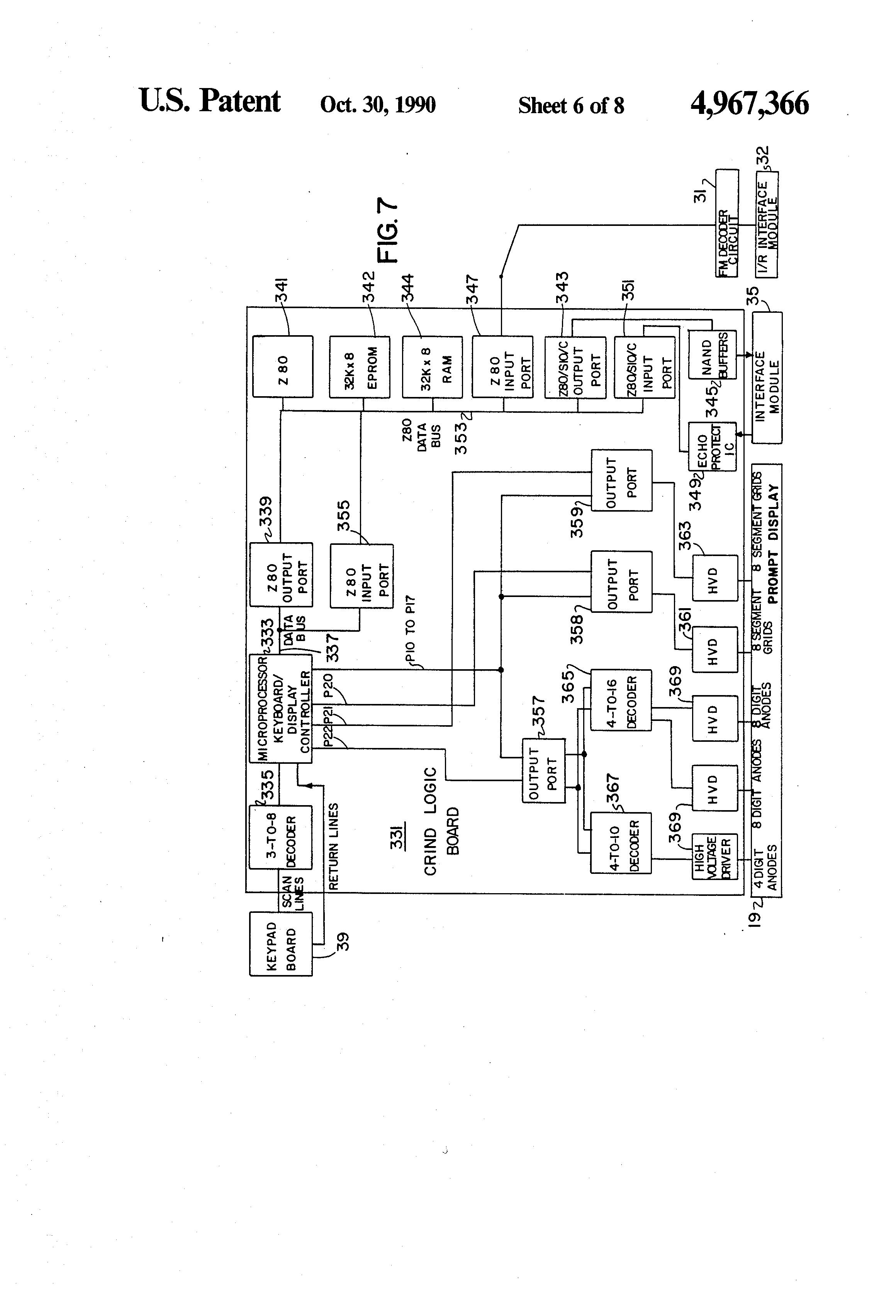Patent Us4967366