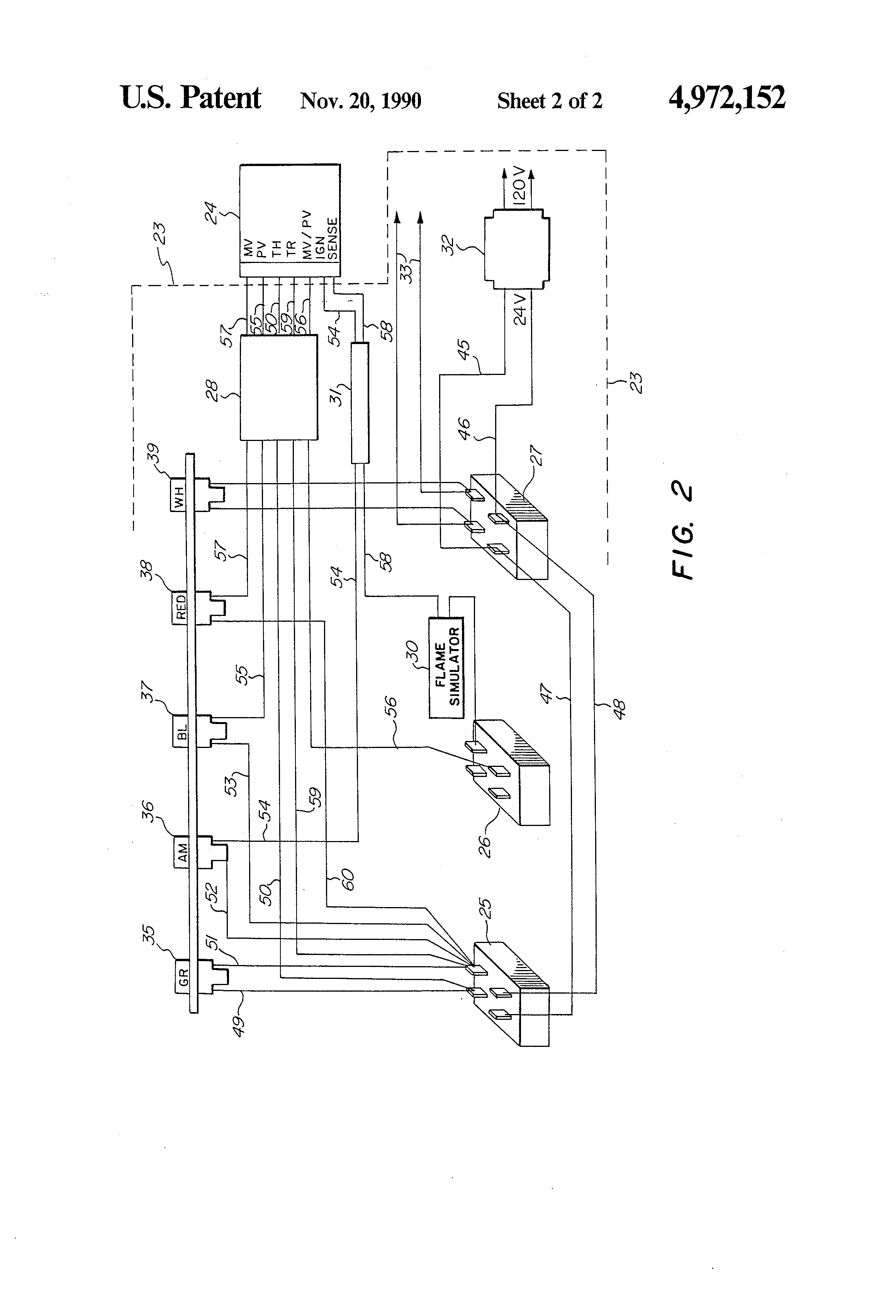 US4972152 2 robertshaw ignition module wiring diagram wiring diagram robert shaw 780 715 u wiring diagram at gsmportal.co