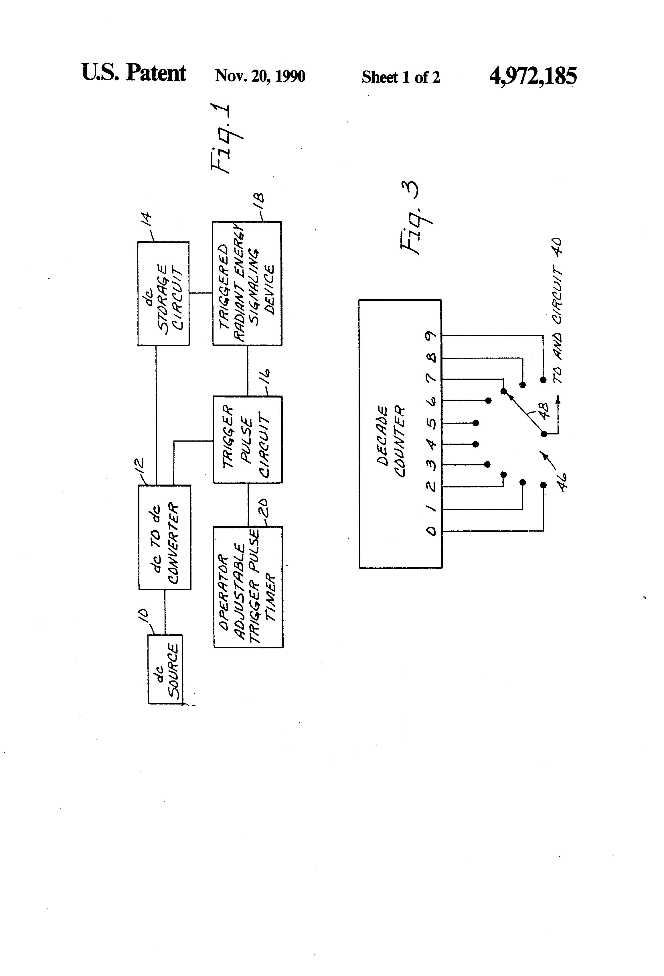 patent us4972185