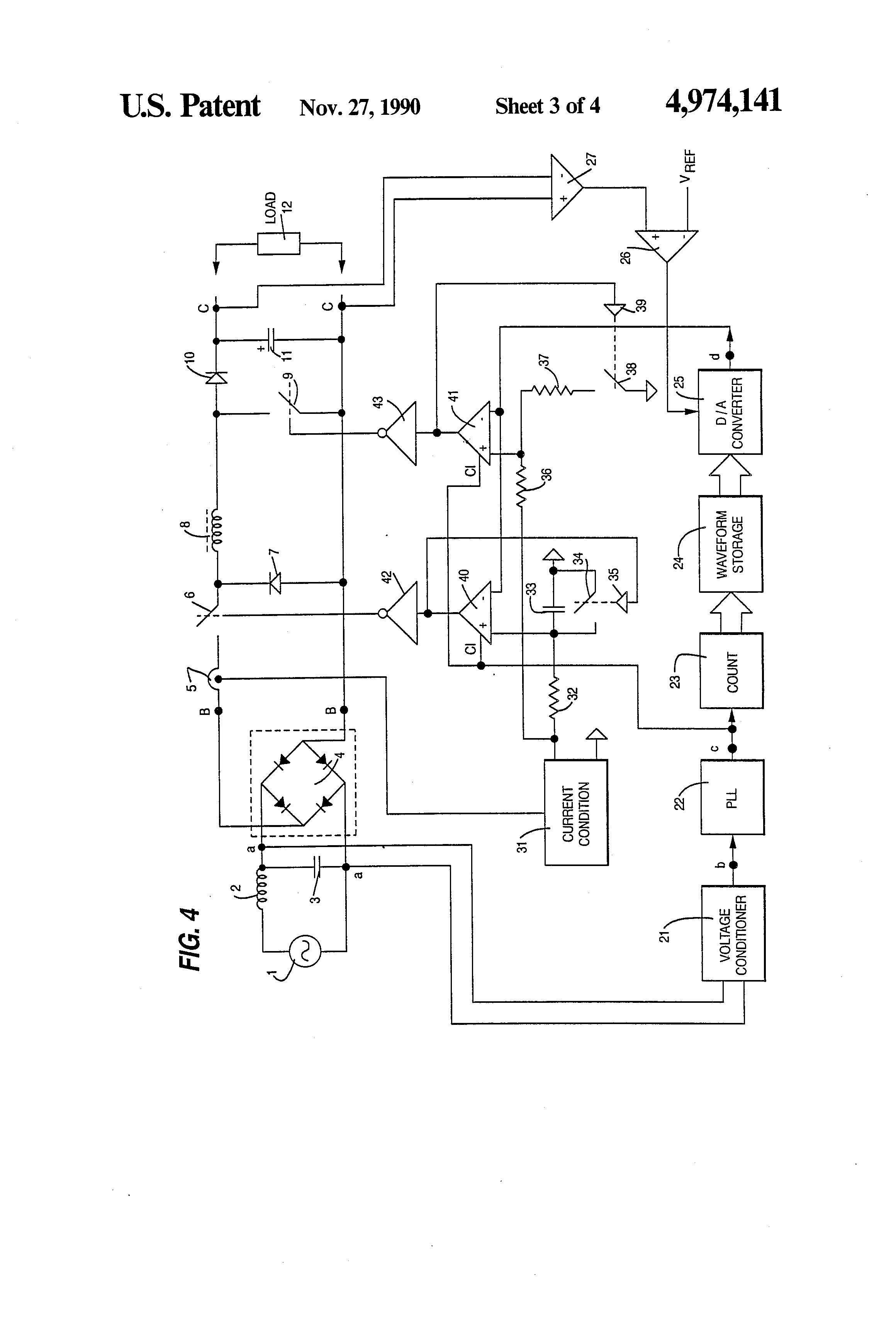 patent us4974141