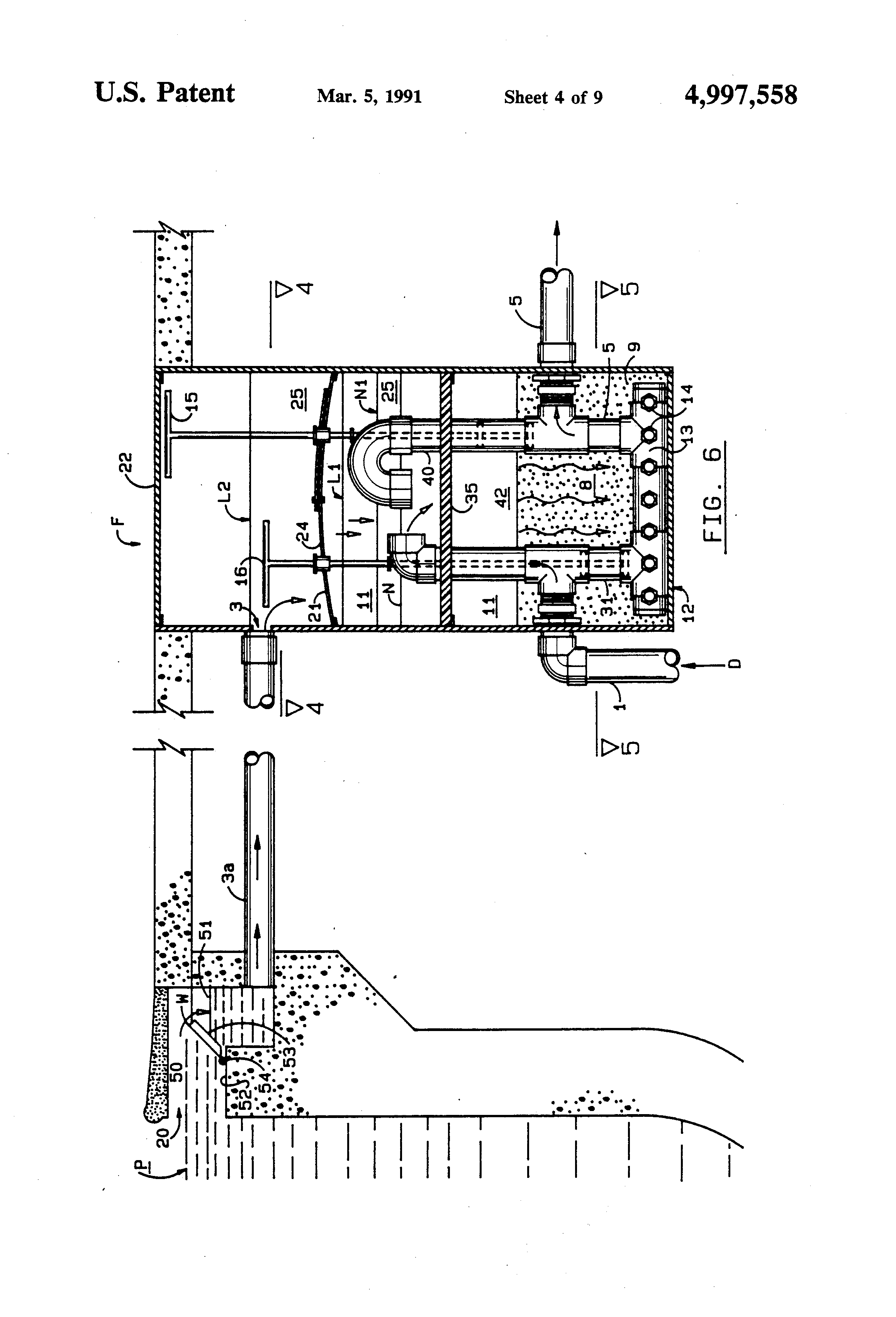 Patent Us4997558 Suction Control Filter System For Swimming Pools Google Patentsuche