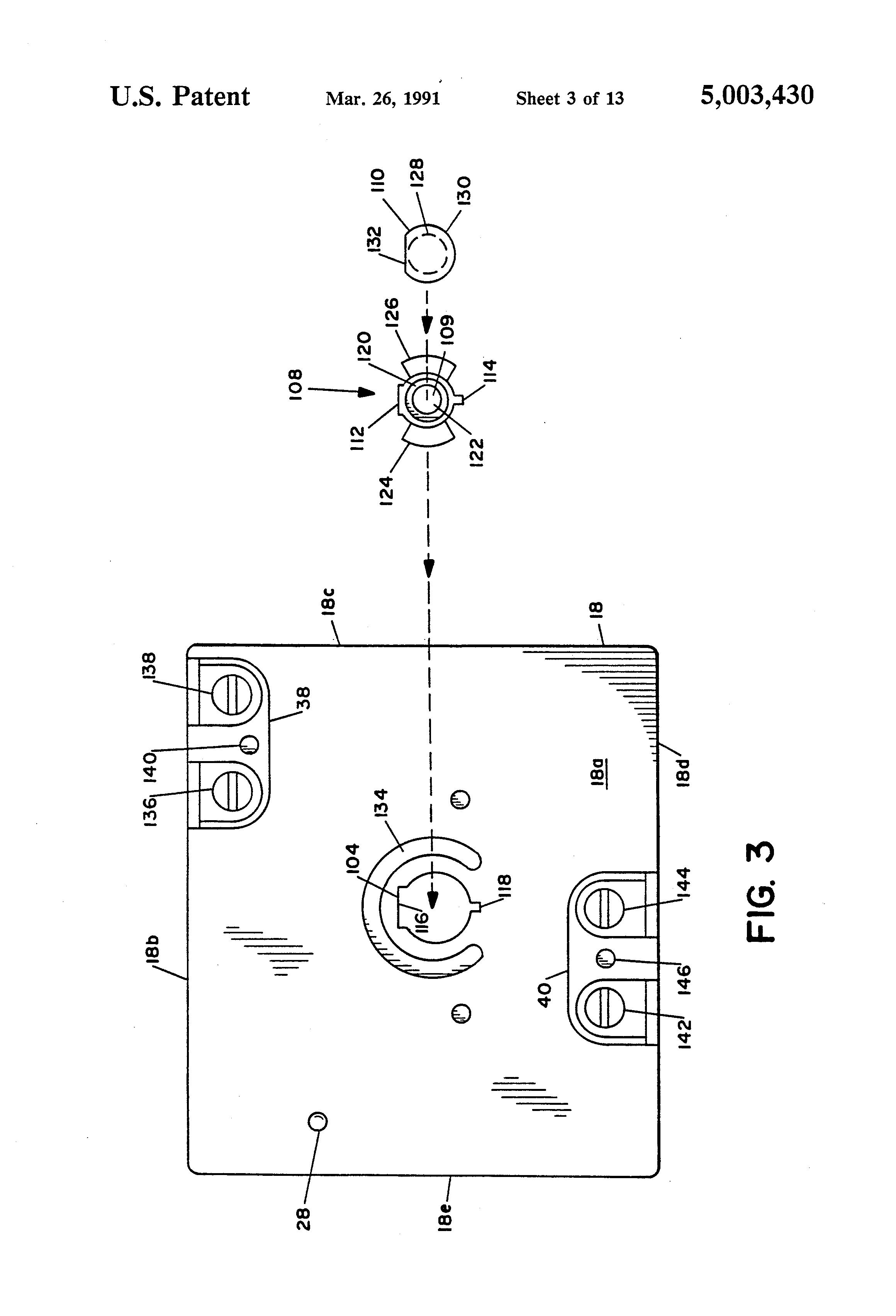 patent us5003430