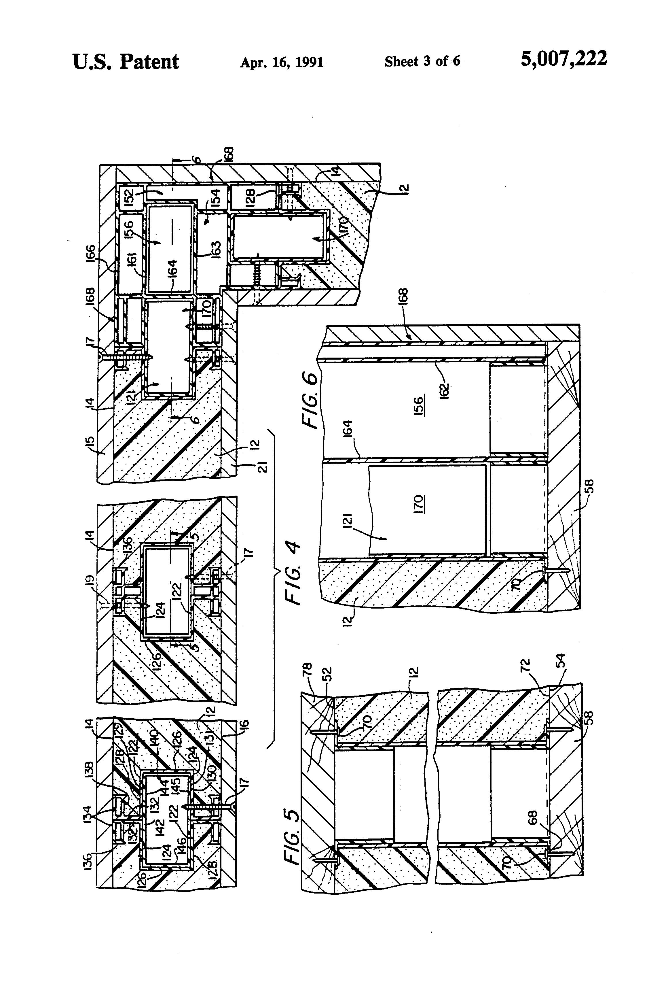 brevet us5007222