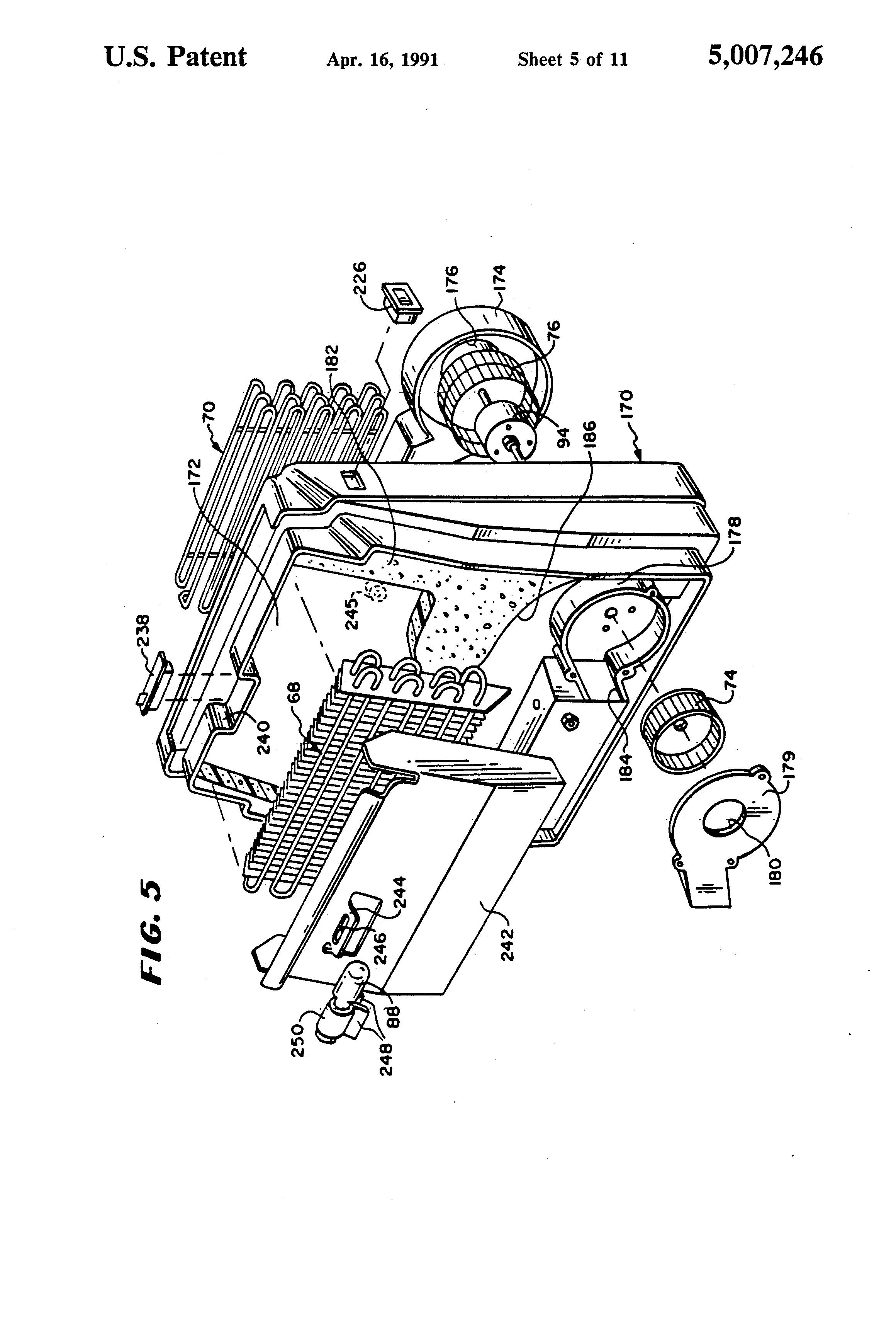 patent us5007246