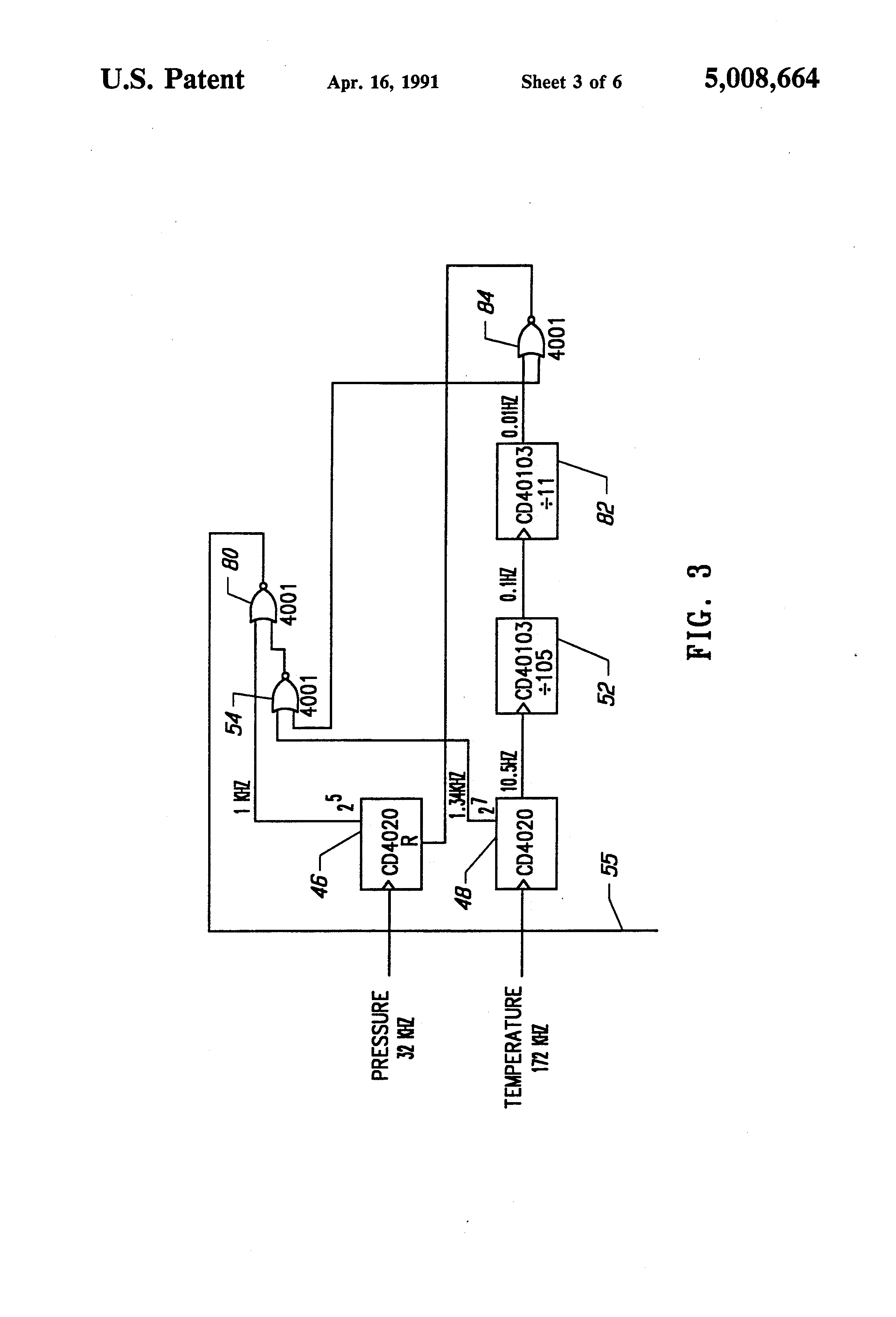 Patent Us5008664 Apparatus For Inductively Coupling