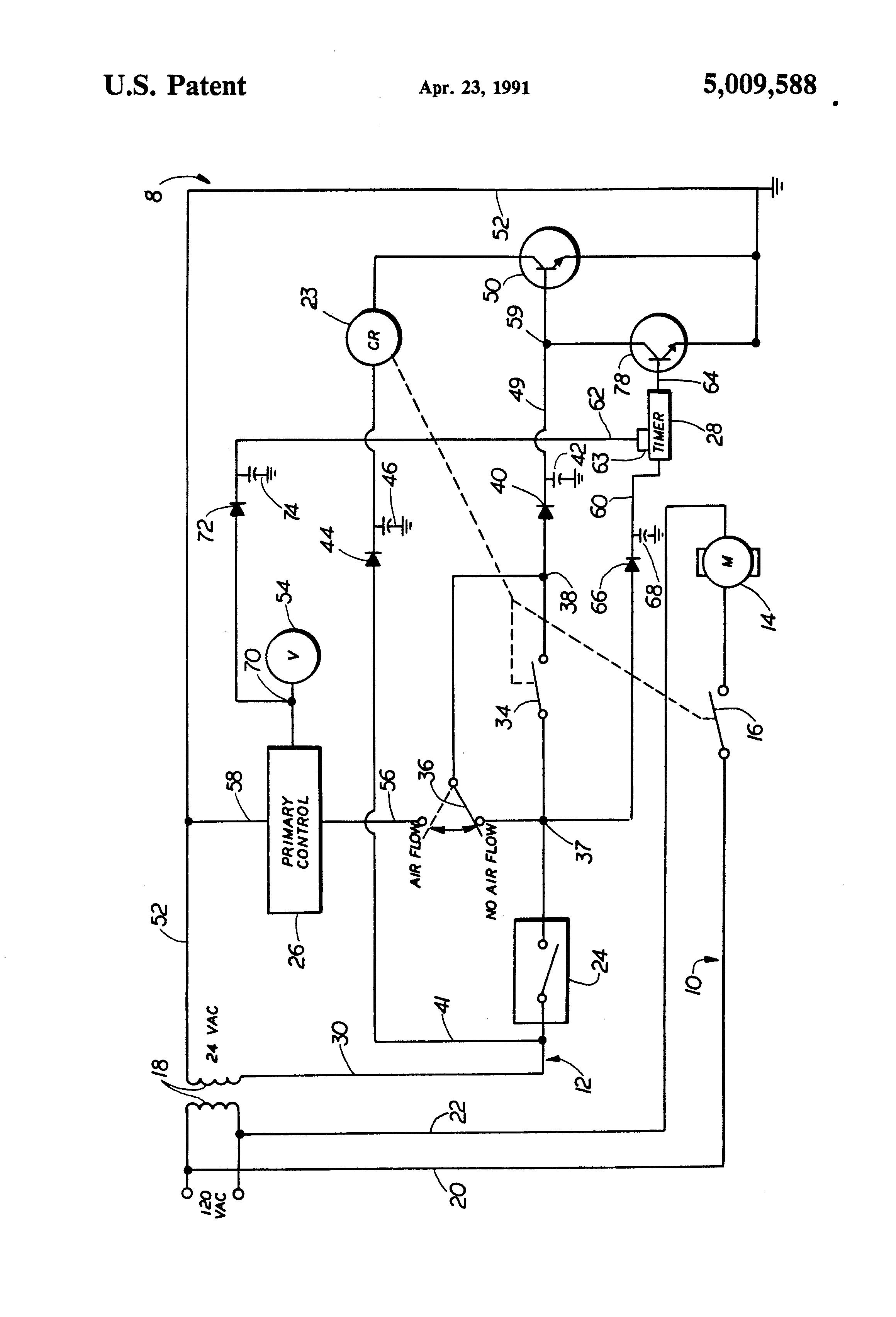 patent us5009588