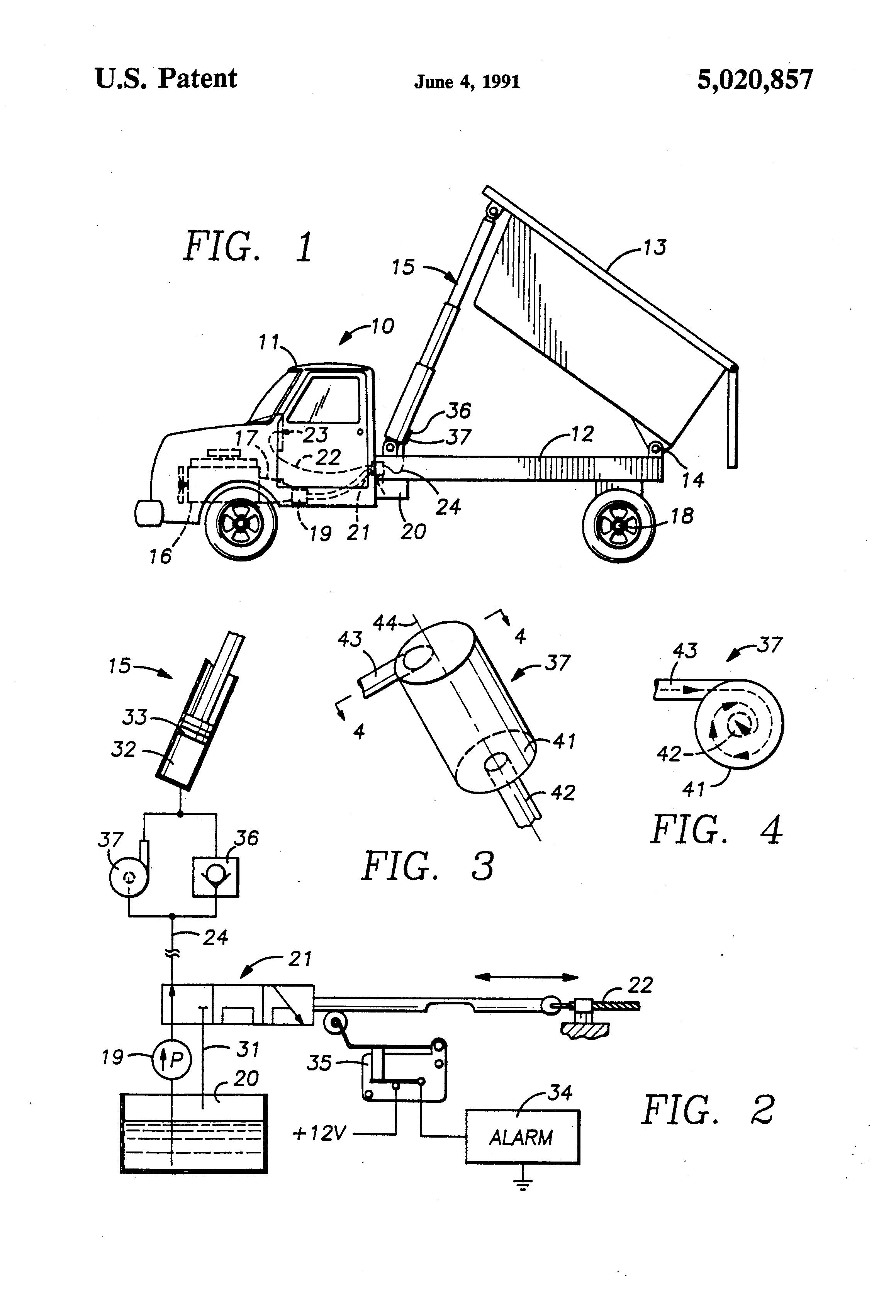 patent us5020857 use of fluid dynamic restrictor for. Black Bedroom Furniture Sets. Home Design Ideas