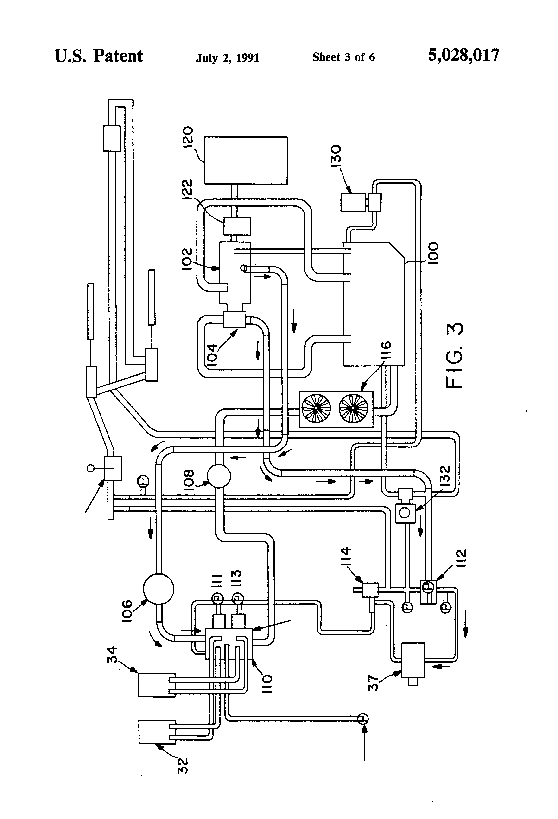 patent us5028017 - mobile system for deicing aircraft