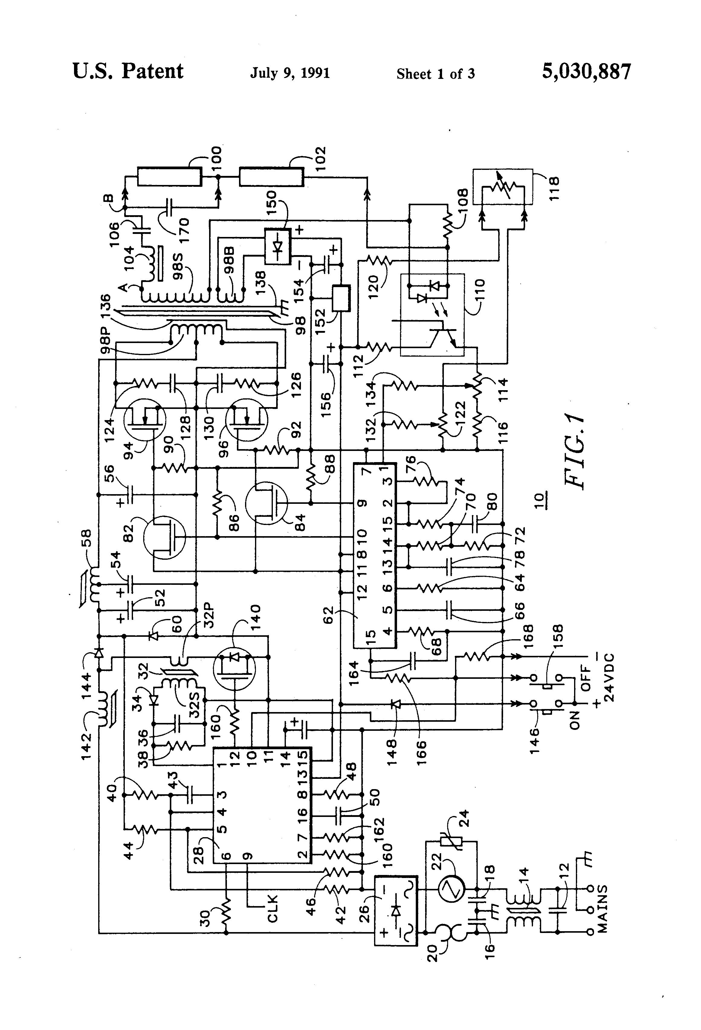 patent us5030887