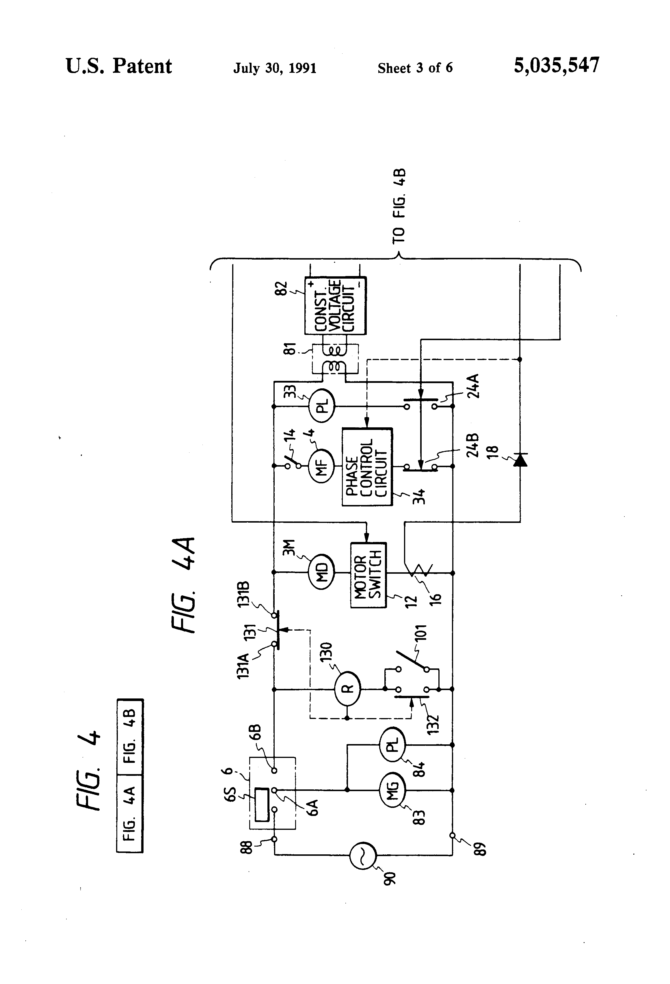 patent us5035547 - magnet base drill unit