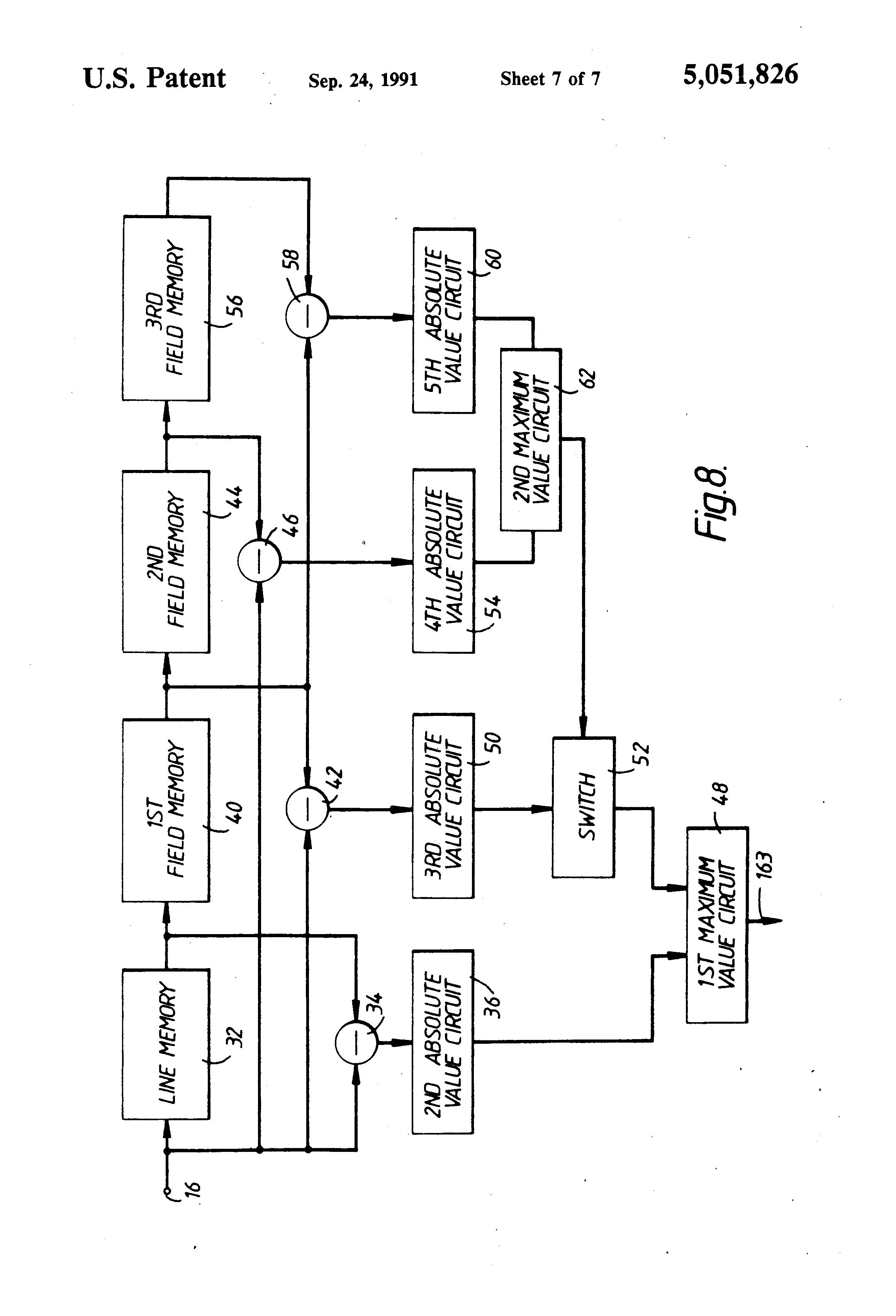 patent us5051826