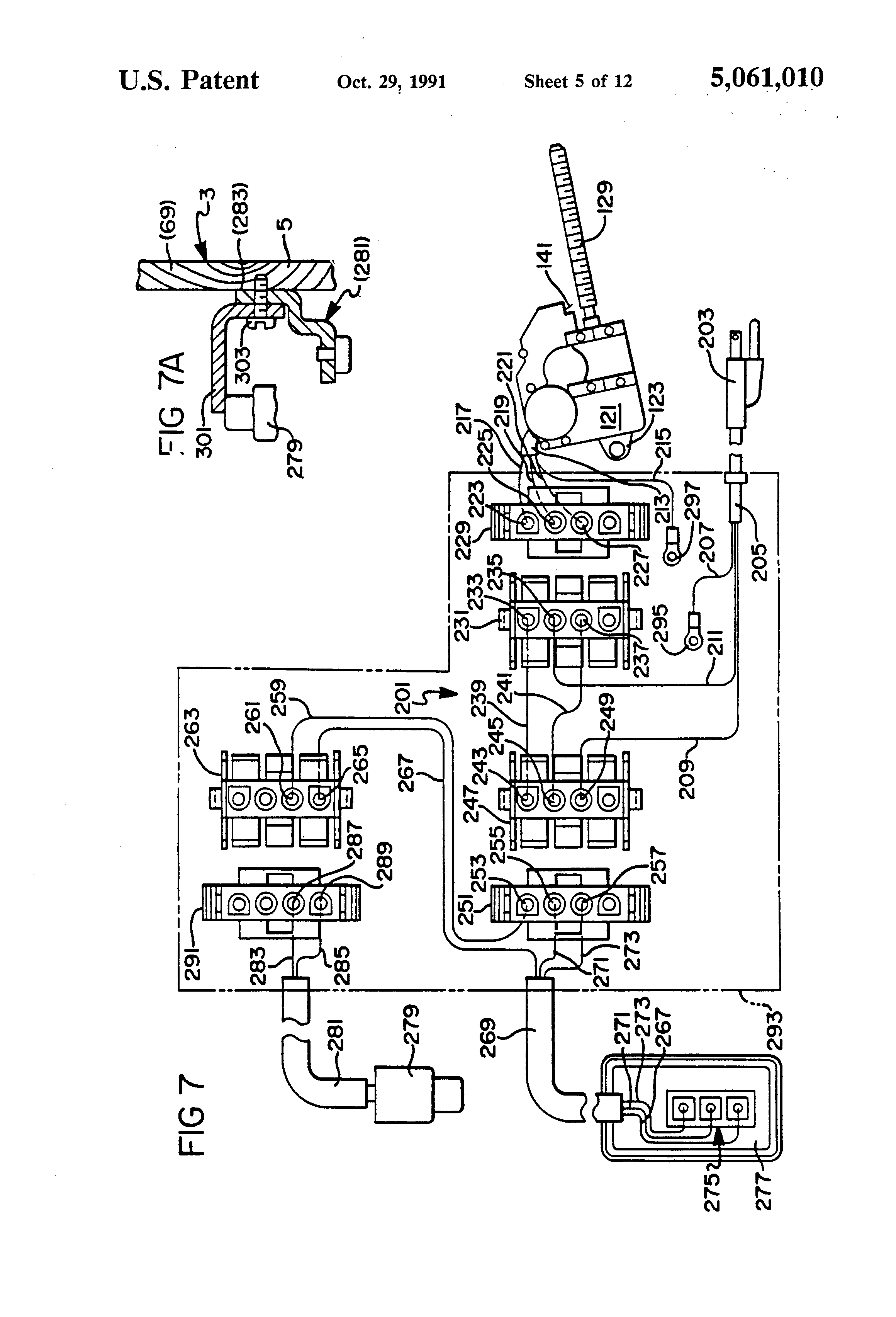 Patent Us5061010 Cam Guide Drive Mechanism For Power