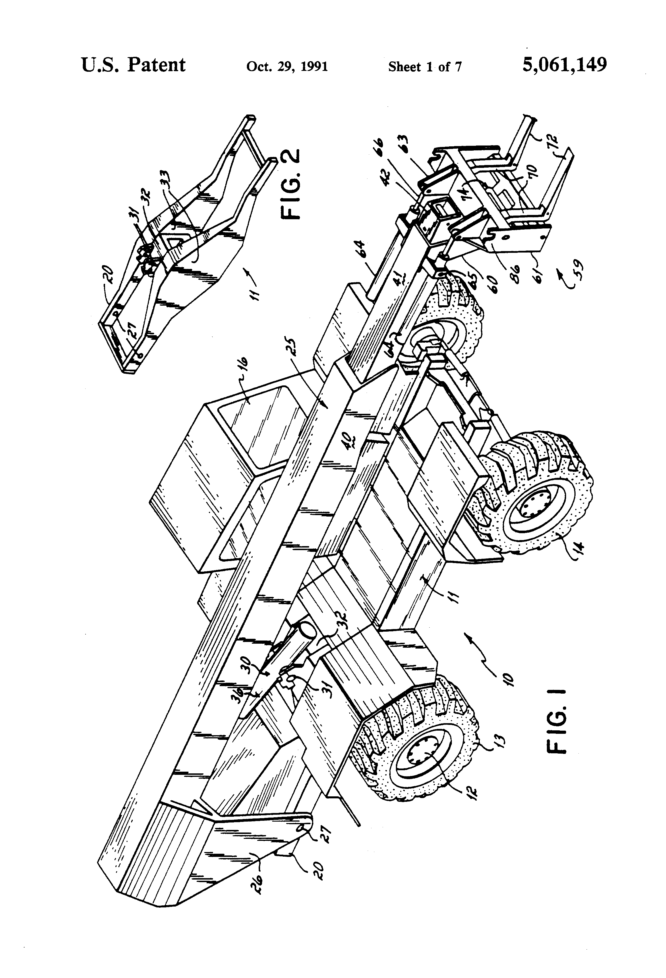 patent us5061149