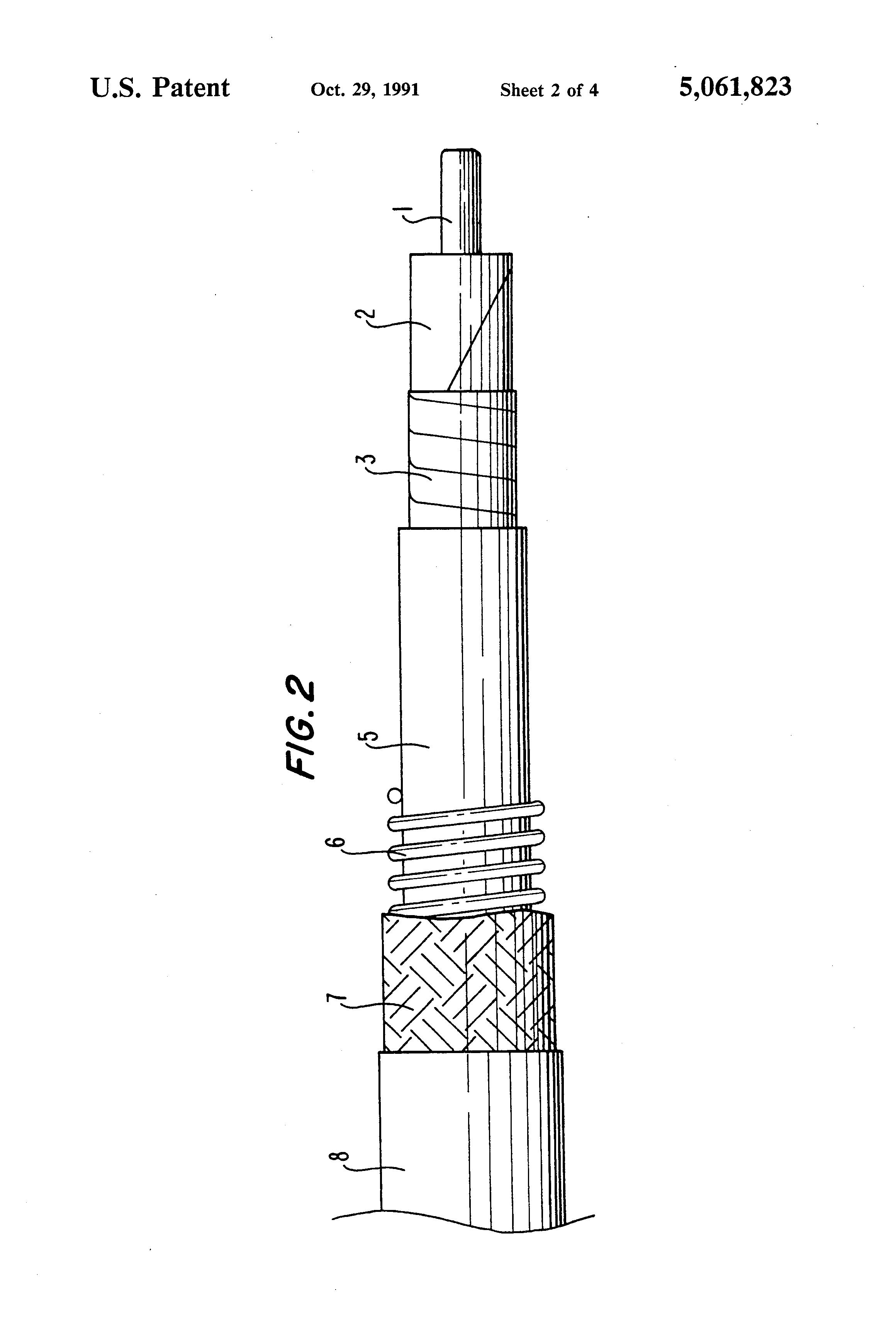 patent us5061823