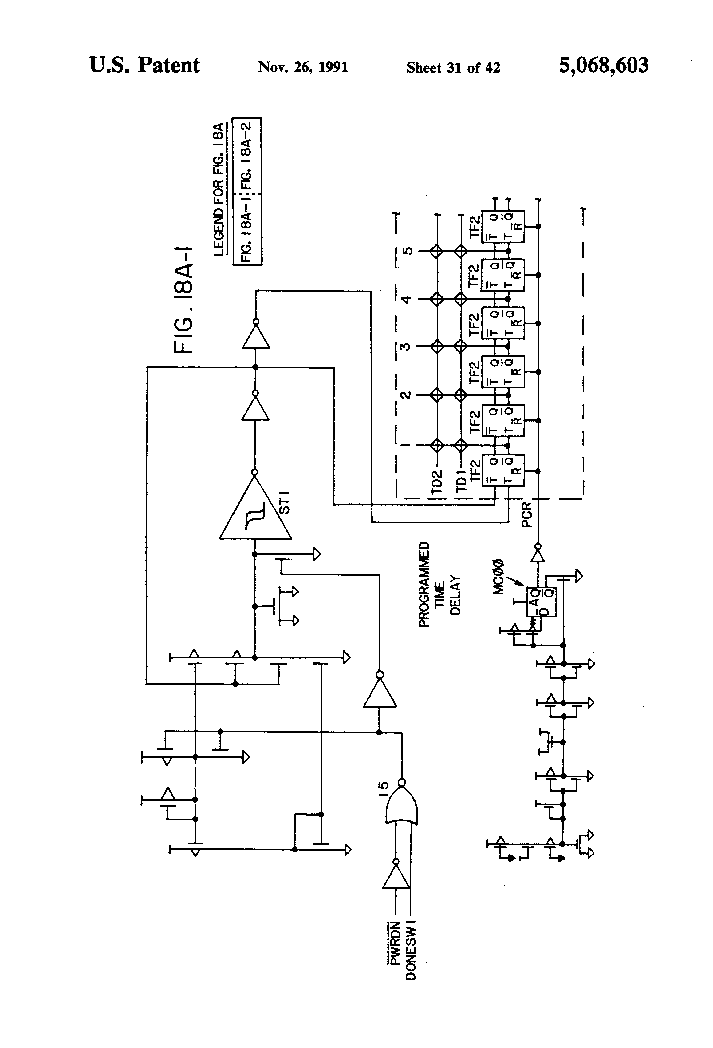 patent us5068603